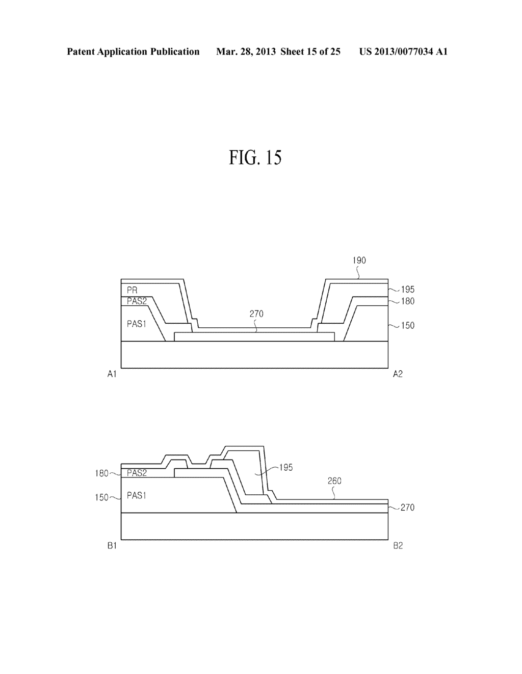 Liquid Crystal Display Device and Method for Manufacturing the Same - diagram, schematic, and image 16