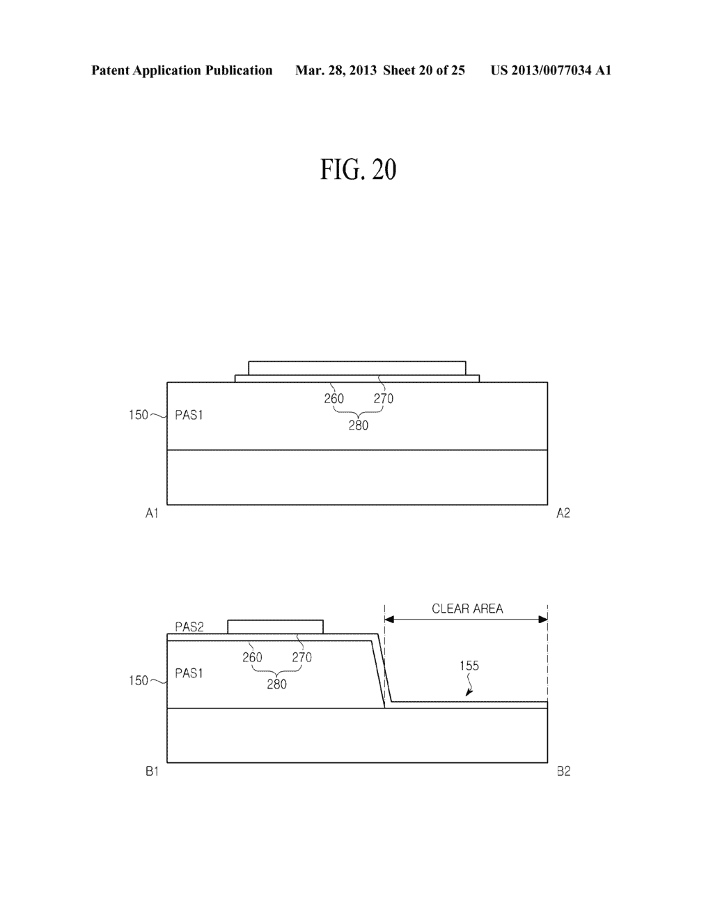 Liquid Crystal Display Device and Method for Manufacturing the Same - diagram, schematic, and image 21