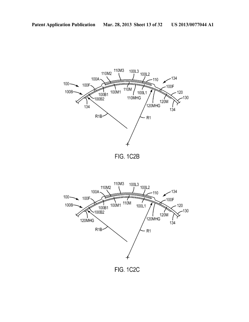 Eye Covering and Refractive Correction Methods and Apparatus Having     Improved Tear Flow, Comfort, and/or Applicability - diagram, schematic, and image 14