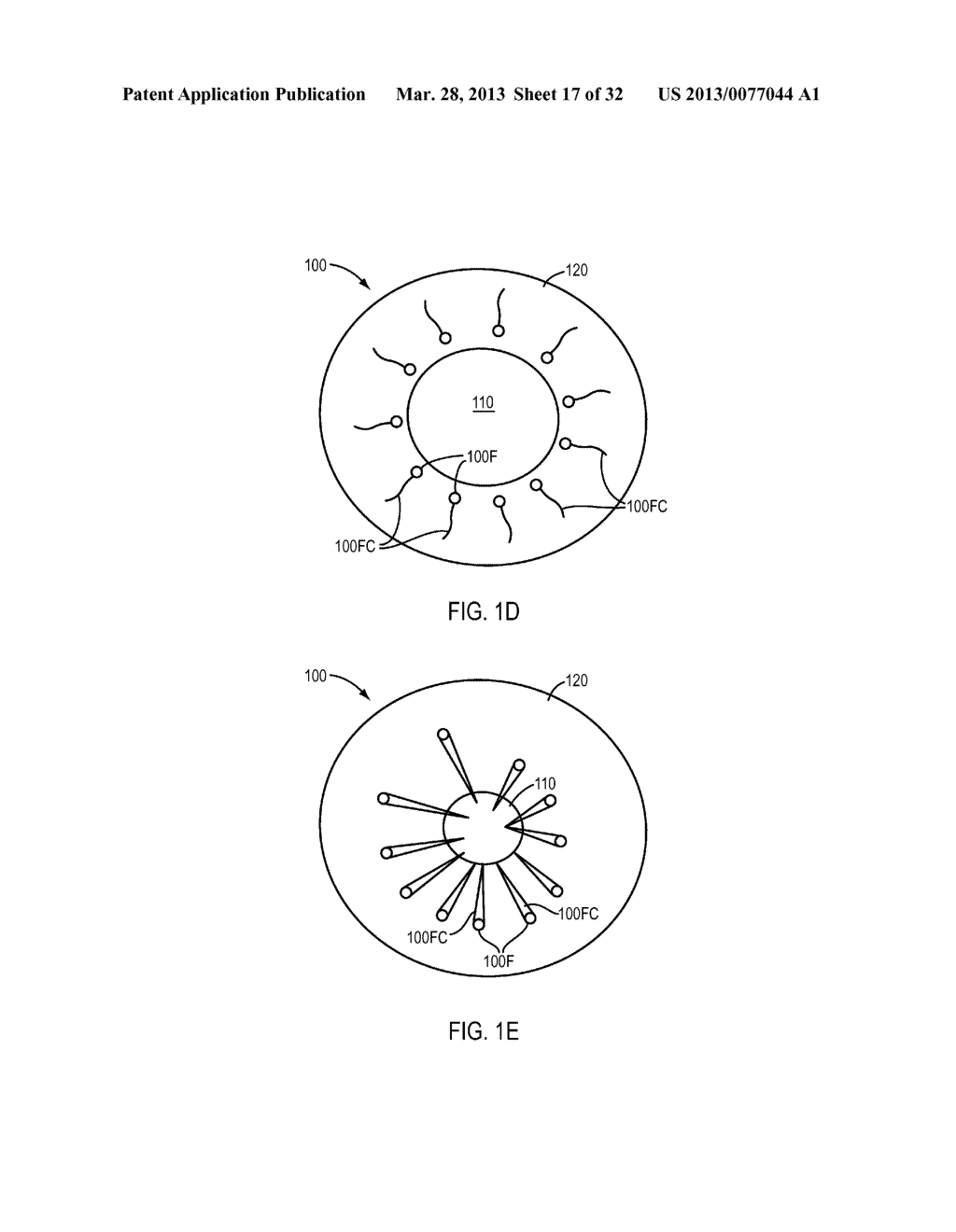 Eye Covering and Refractive Correction Methods and Apparatus Having     Improved Tear Flow, Comfort, and/or Applicability - diagram, schematic, and image 18
