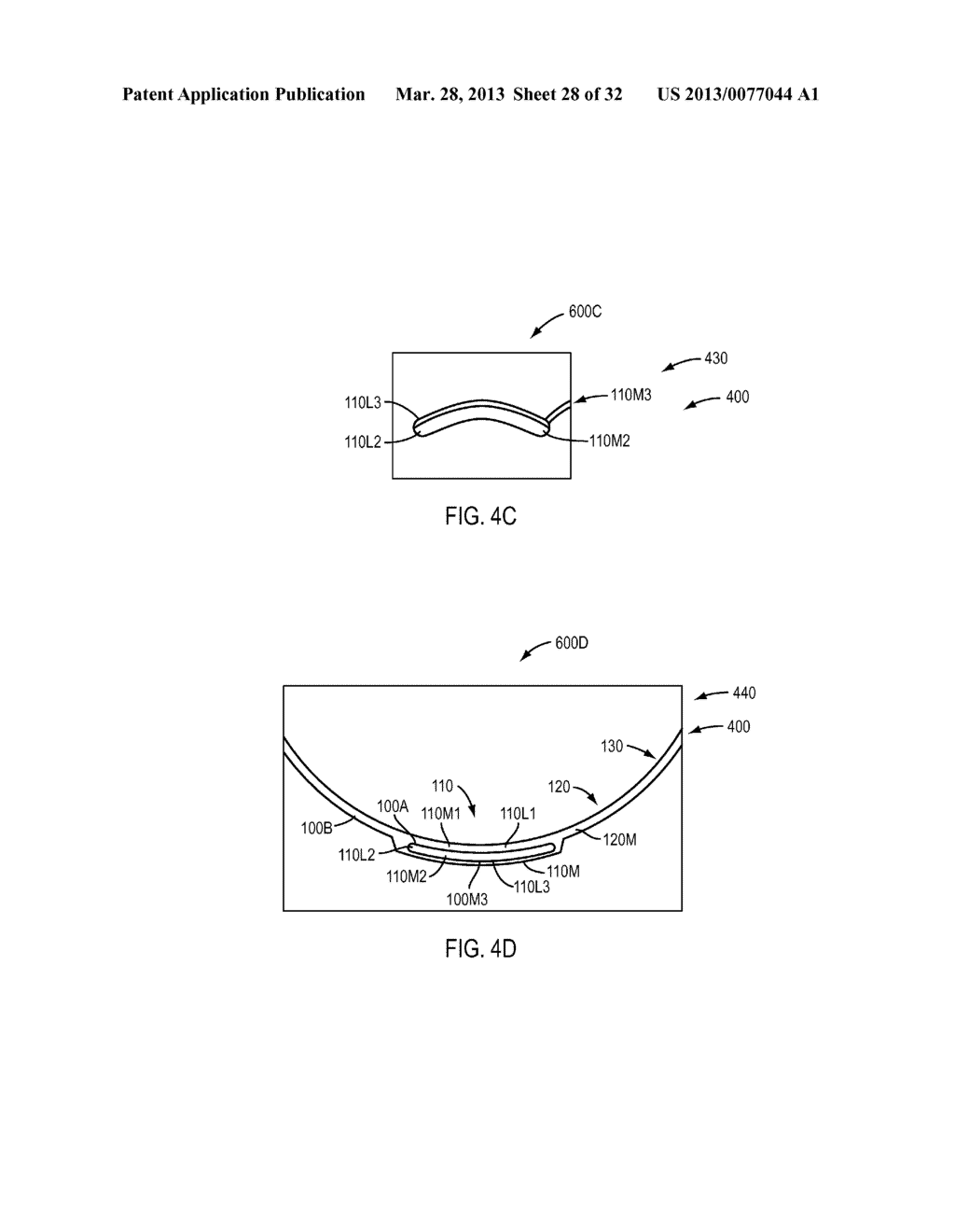 Eye Covering and Refractive Correction Methods and Apparatus Having     Improved Tear Flow, Comfort, and/or Applicability - diagram, schematic, and image 29