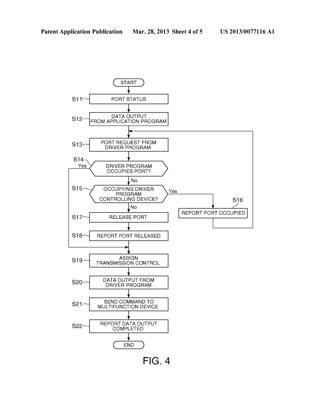 Control Device, Method of Controlling A Multifunction Device, And A     Storage Medium Storing A Program Executed By A Control Unit That Controls     A Recording Device - diagram, schematic, and image 05