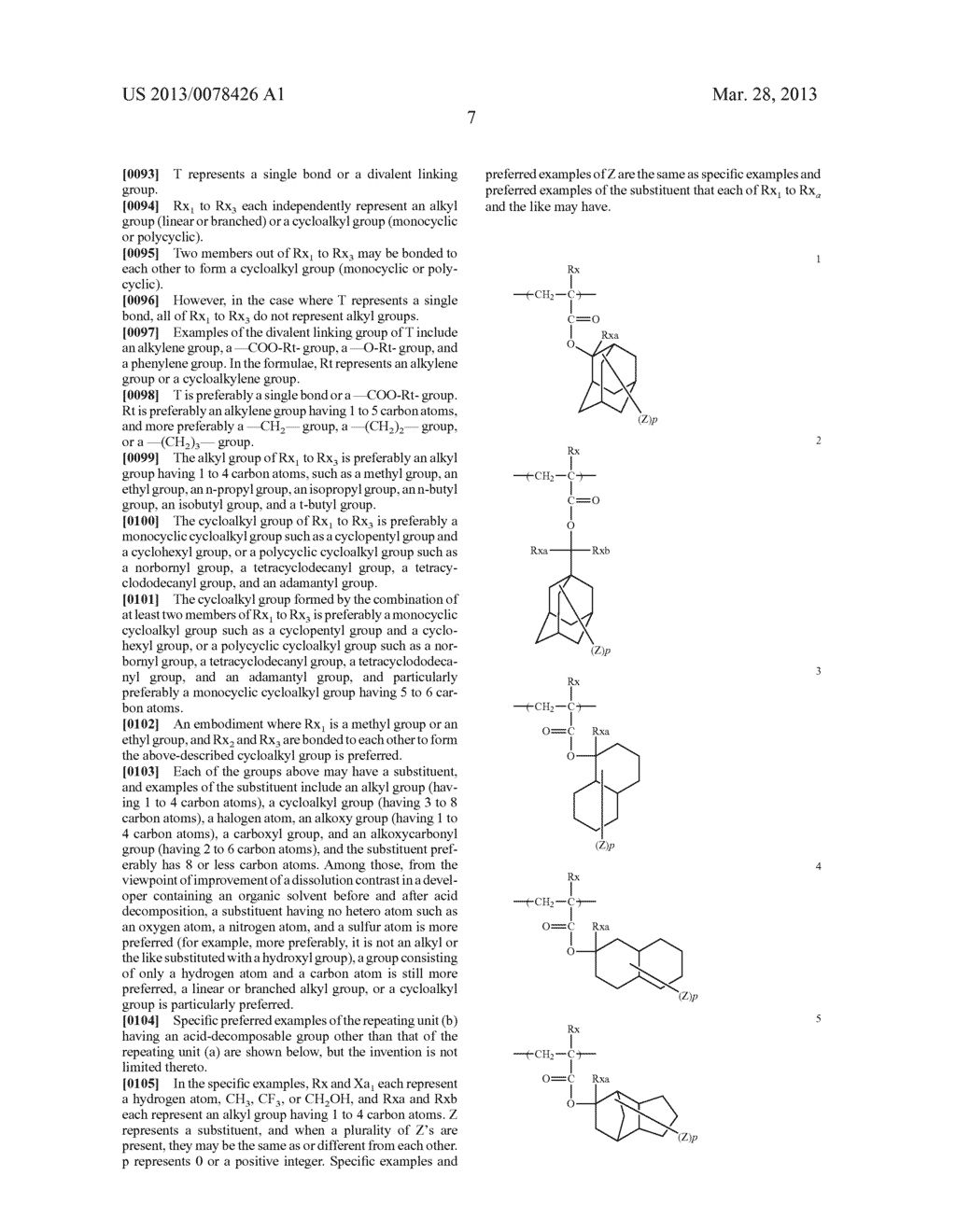 ACTINIC RAY-SENSITIVE OR RADIATION-SENSITIVE RESIN COMPOSITION, AND RESIST     FILM, PATTERN FORMING METHOD, METHOD FOR PREPARING ELECTRONIC DEVICE, AND     ELECTRONIC DEVICE, EACH USING THE SAME - diagram, schematic, and image 08
