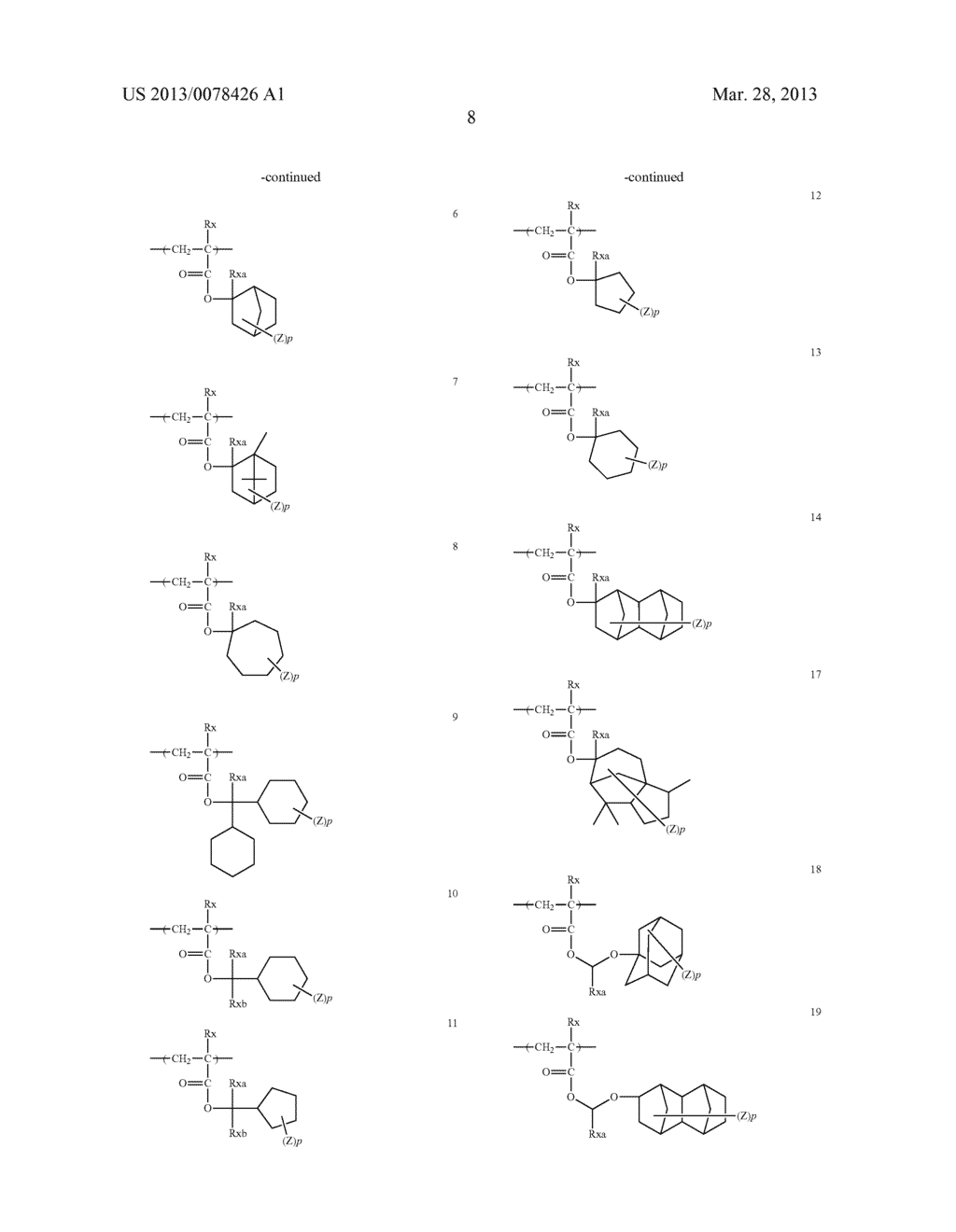 ACTINIC RAY-SENSITIVE OR RADIATION-SENSITIVE RESIN COMPOSITION, AND RESIST     FILM, PATTERN FORMING METHOD, METHOD FOR PREPARING ELECTRONIC DEVICE, AND     ELECTRONIC DEVICE, EACH USING THE SAME - diagram, schematic, and image 09