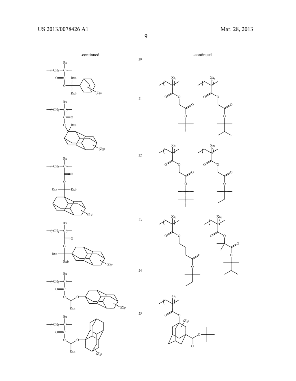 ACTINIC RAY-SENSITIVE OR RADIATION-SENSITIVE RESIN COMPOSITION, AND RESIST     FILM, PATTERN FORMING METHOD, METHOD FOR PREPARING ELECTRONIC DEVICE, AND     ELECTRONIC DEVICE, EACH USING THE SAME - diagram, schematic, and image 10
