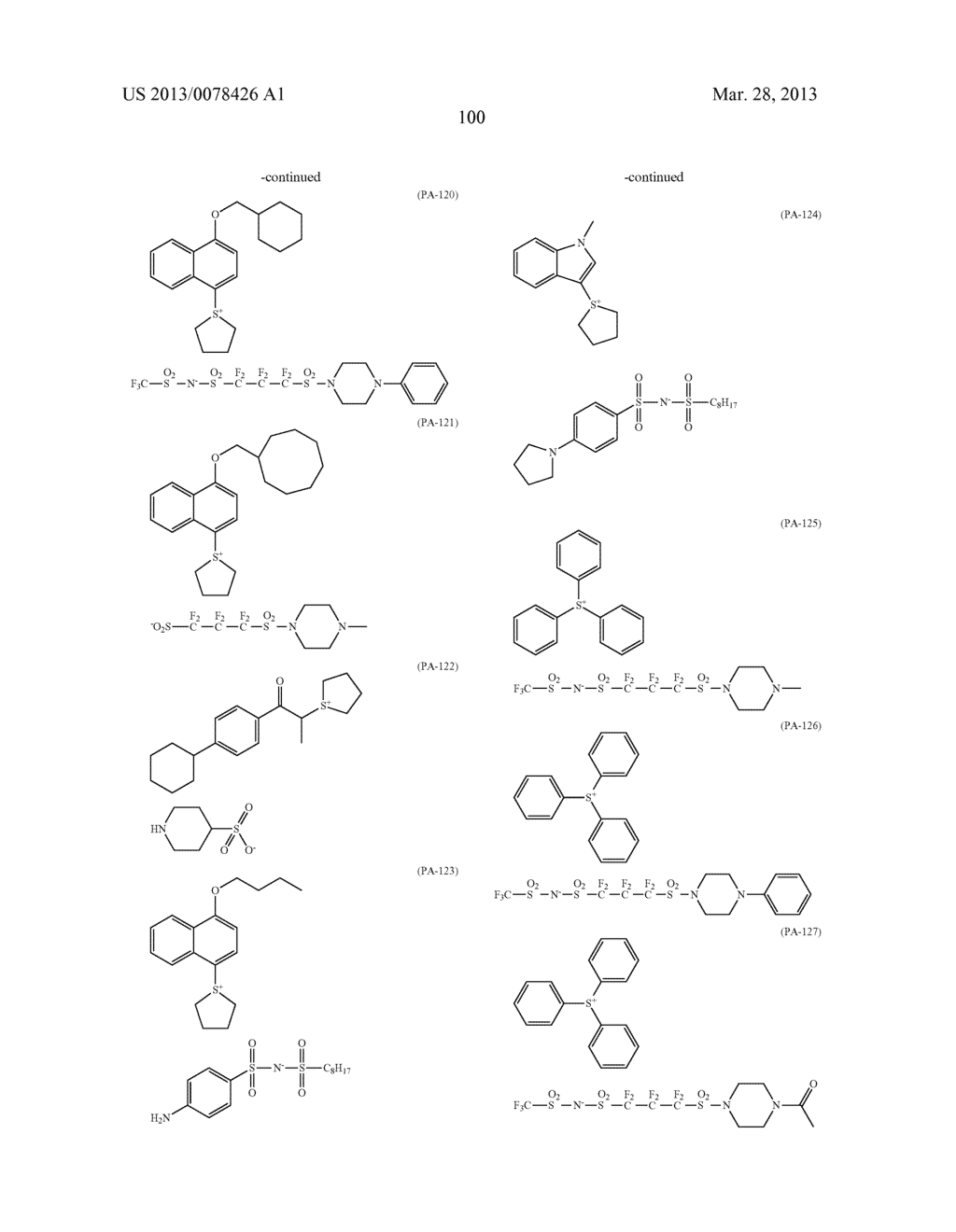 ACTINIC RAY-SENSITIVE OR RADIATION-SENSITIVE RESIN COMPOSITION, AND RESIST     FILM, PATTERN FORMING METHOD, METHOD FOR PREPARING ELECTRONIC DEVICE, AND     ELECTRONIC DEVICE, EACH USING THE SAME - diagram, schematic, and image 101