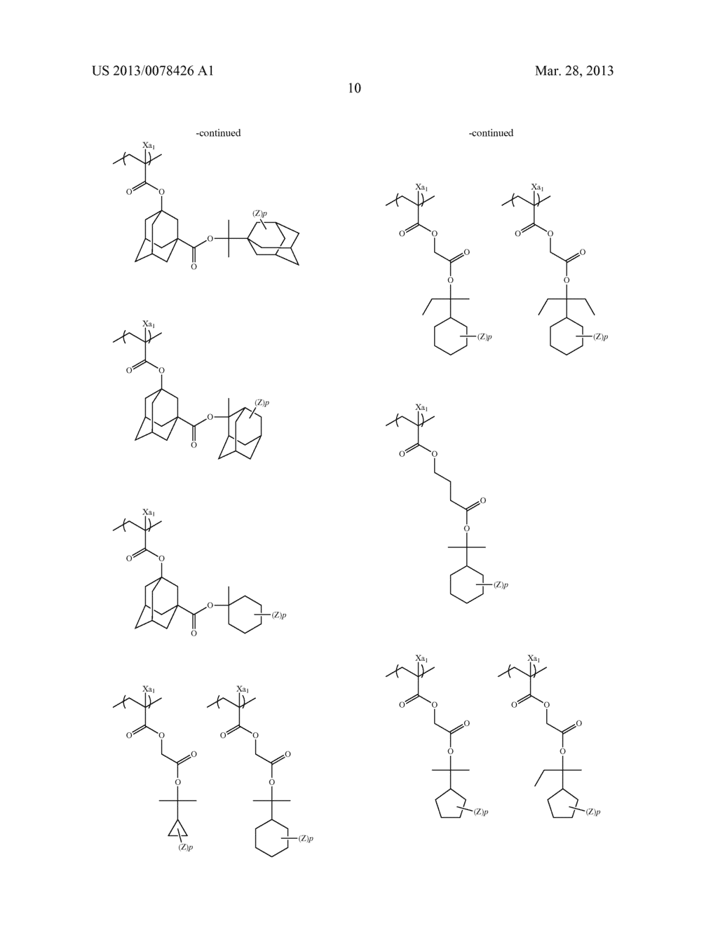 ACTINIC RAY-SENSITIVE OR RADIATION-SENSITIVE RESIN COMPOSITION, AND RESIST     FILM, PATTERN FORMING METHOD, METHOD FOR PREPARING ELECTRONIC DEVICE, AND     ELECTRONIC DEVICE, EACH USING THE SAME - diagram, schematic, and image 11