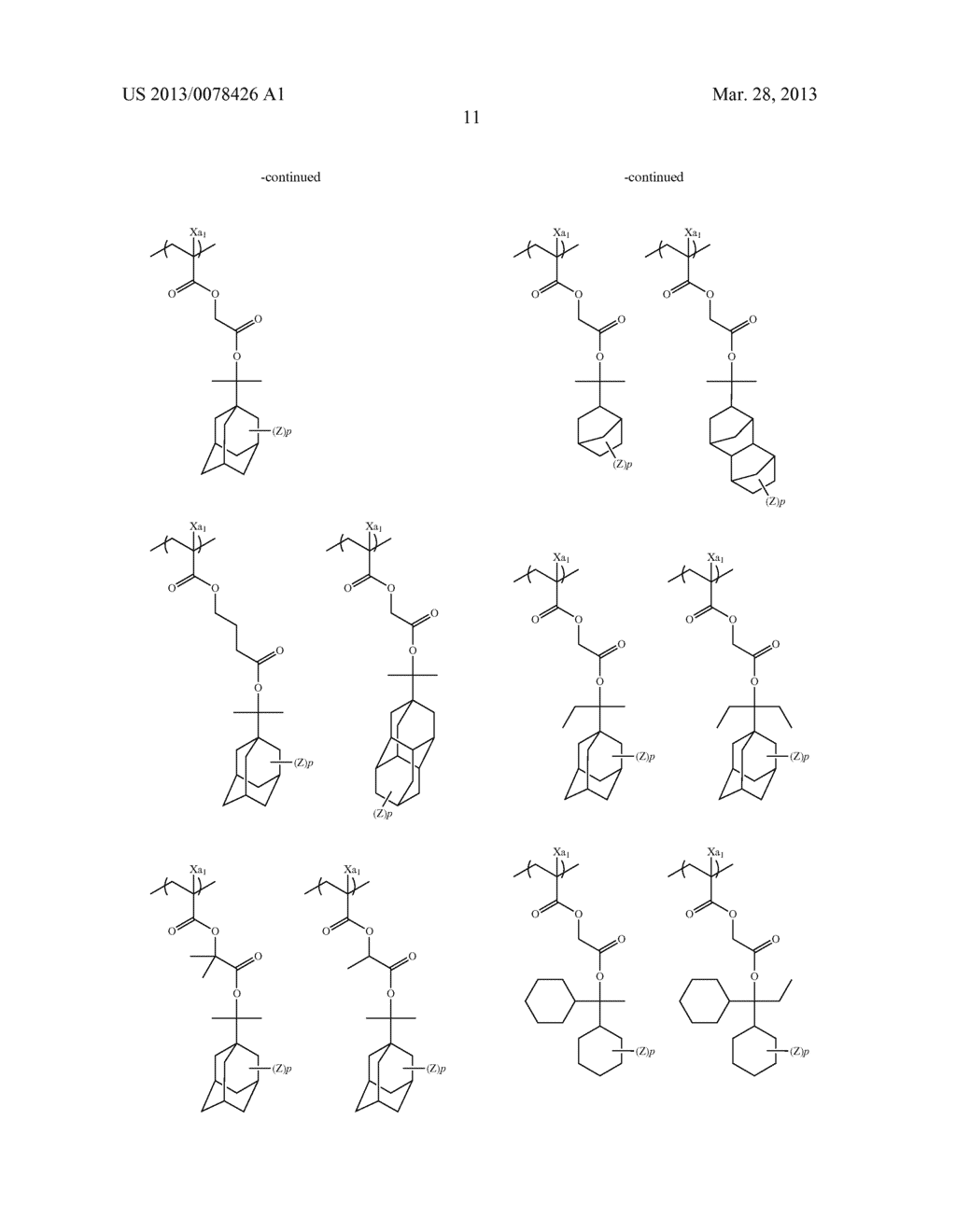 ACTINIC RAY-SENSITIVE OR RADIATION-SENSITIVE RESIN COMPOSITION, AND RESIST     FILM, PATTERN FORMING METHOD, METHOD FOR PREPARING ELECTRONIC DEVICE, AND     ELECTRONIC DEVICE, EACH USING THE SAME - diagram, schematic, and image 12