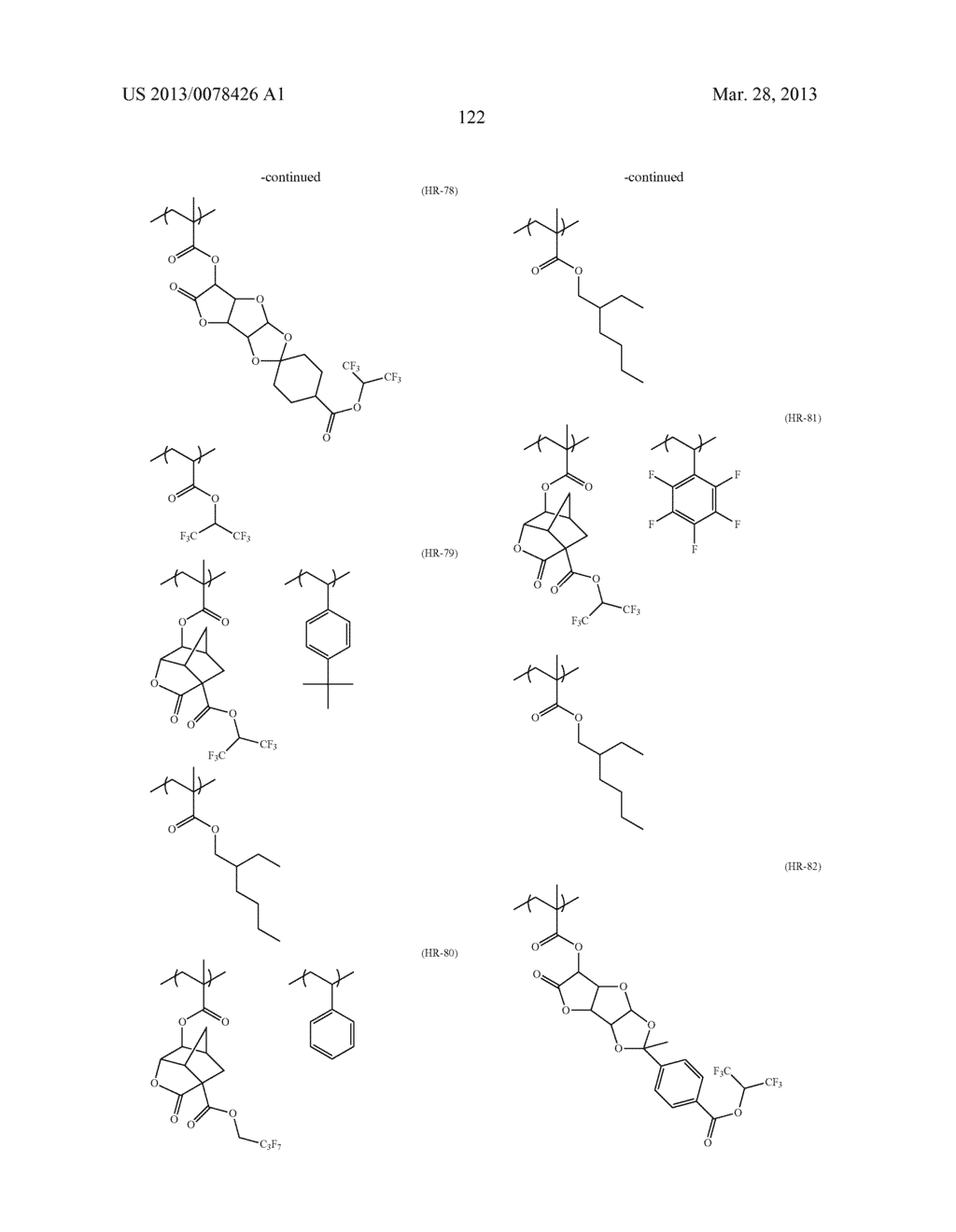 ACTINIC RAY-SENSITIVE OR RADIATION-SENSITIVE RESIN COMPOSITION, AND RESIST     FILM, PATTERN FORMING METHOD, METHOD FOR PREPARING ELECTRONIC DEVICE, AND     ELECTRONIC DEVICE, EACH USING THE SAME - diagram, schematic, and image 123