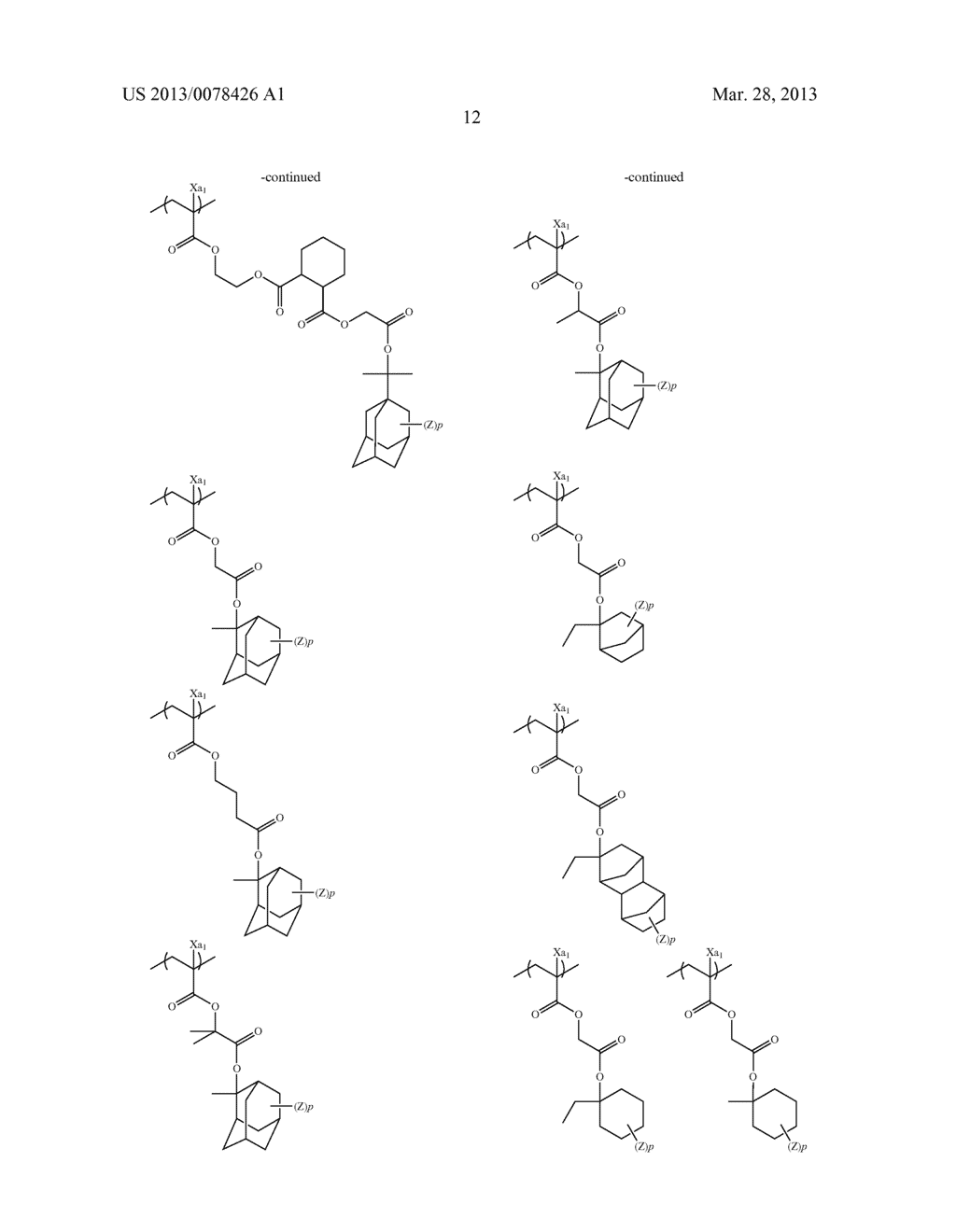 ACTINIC RAY-SENSITIVE OR RADIATION-SENSITIVE RESIN COMPOSITION, AND RESIST     FILM, PATTERN FORMING METHOD, METHOD FOR PREPARING ELECTRONIC DEVICE, AND     ELECTRONIC DEVICE, EACH USING THE SAME - diagram, schematic, and image 13