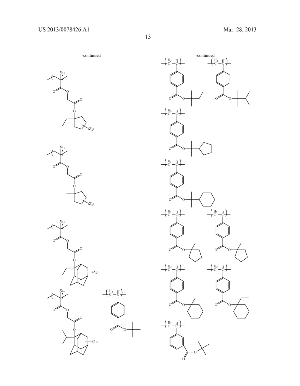 ACTINIC RAY-SENSITIVE OR RADIATION-SENSITIVE RESIN COMPOSITION, AND RESIST     FILM, PATTERN FORMING METHOD, METHOD FOR PREPARING ELECTRONIC DEVICE, AND     ELECTRONIC DEVICE, EACH USING THE SAME - diagram, schematic, and image 14