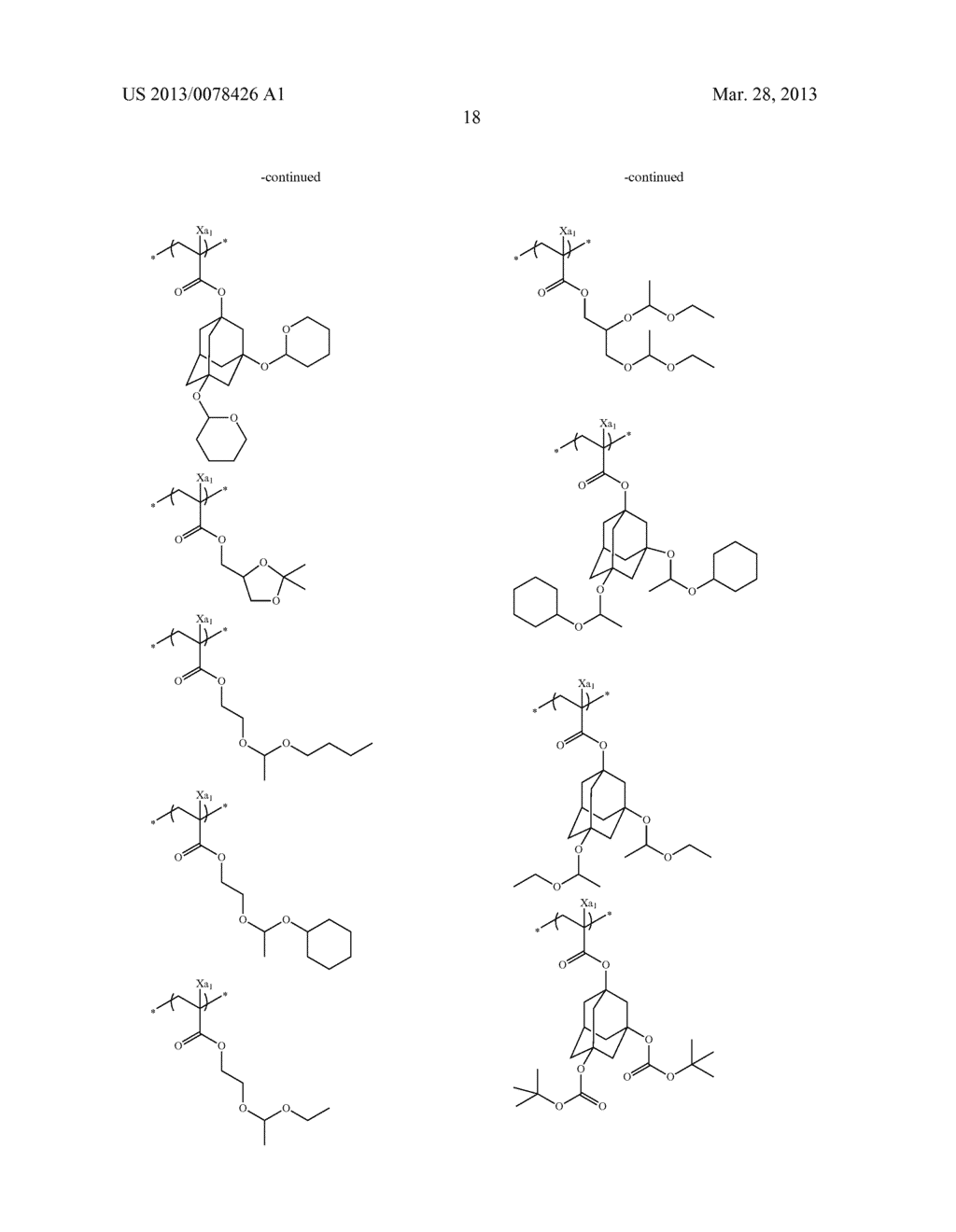 ACTINIC RAY-SENSITIVE OR RADIATION-SENSITIVE RESIN COMPOSITION, AND RESIST     FILM, PATTERN FORMING METHOD, METHOD FOR PREPARING ELECTRONIC DEVICE, AND     ELECTRONIC DEVICE, EACH USING THE SAME - diagram, schematic, and image 19