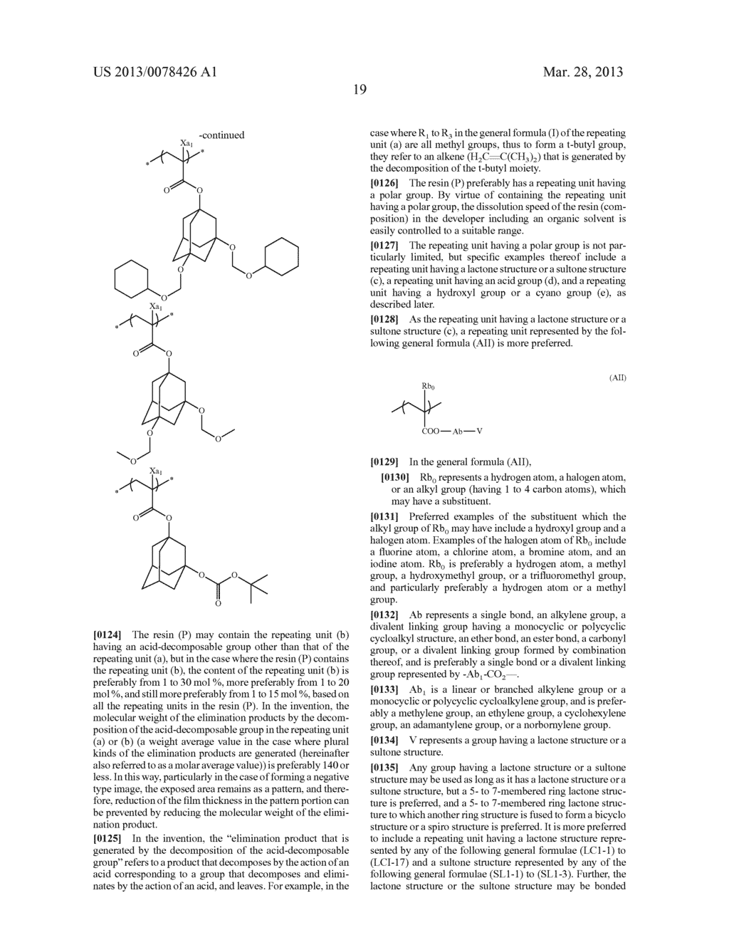 ACTINIC RAY-SENSITIVE OR RADIATION-SENSITIVE RESIN COMPOSITION, AND RESIST     FILM, PATTERN FORMING METHOD, METHOD FOR PREPARING ELECTRONIC DEVICE, AND     ELECTRONIC DEVICE, EACH USING THE SAME - diagram, schematic, and image 20