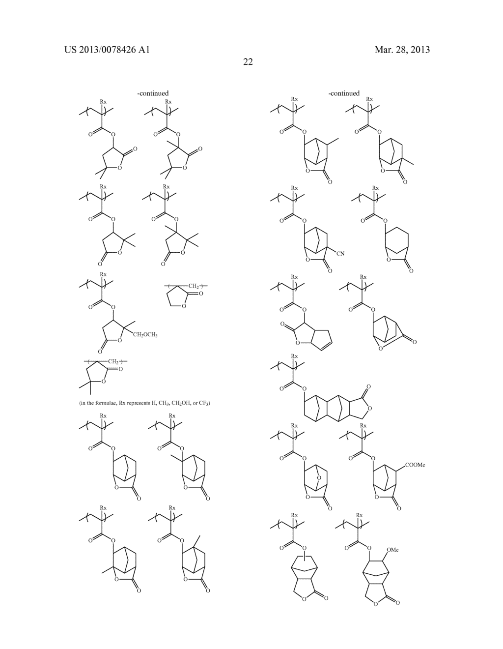 ACTINIC RAY-SENSITIVE OR RADIATION-SENSITIVE RESIN COMPOSITION, AND RESIST     FILM, PATTERN FORMING METHOD, METHOD FOR PREPARING ELECTRONIC DEVICE, AND     ELECTRONIC DEVICE, EACH USING THE SAME - diagram, schematic, and image 23