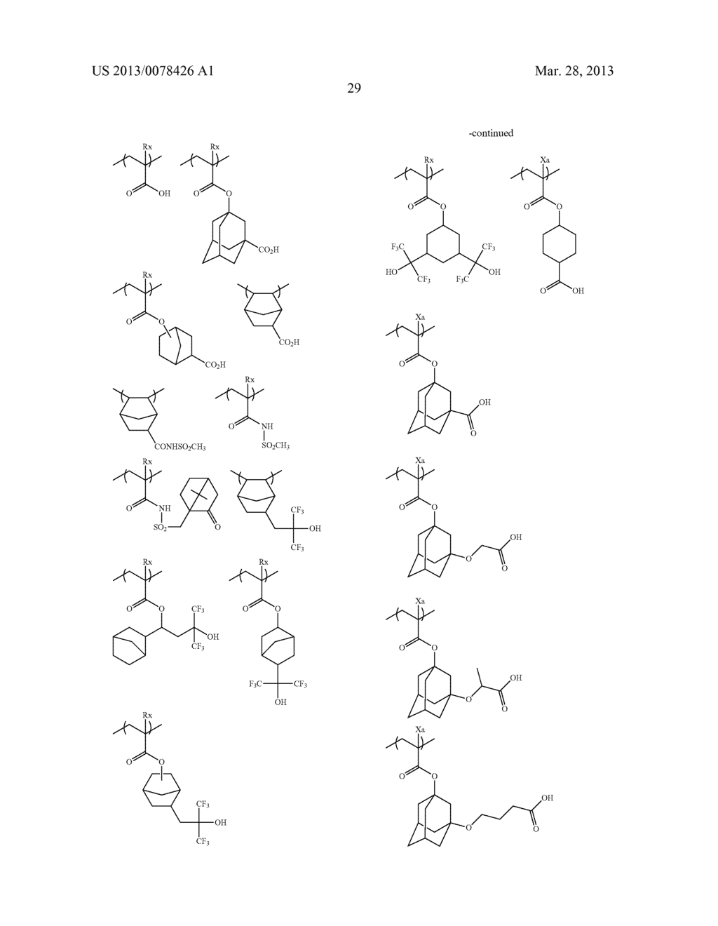 ACTINIC RAY-SENSITIVE OR RADIATION-SENSITIVE RESIN COMPOSITION, AND RESIST     FILM, PATTERN FORMING METHOD, METHOD FOR PREPARING ELECTRONIC DEVICE, AND     ELECTRONIC DEVICE, EACH USING THE SAME - diagram, schematic, and image 30