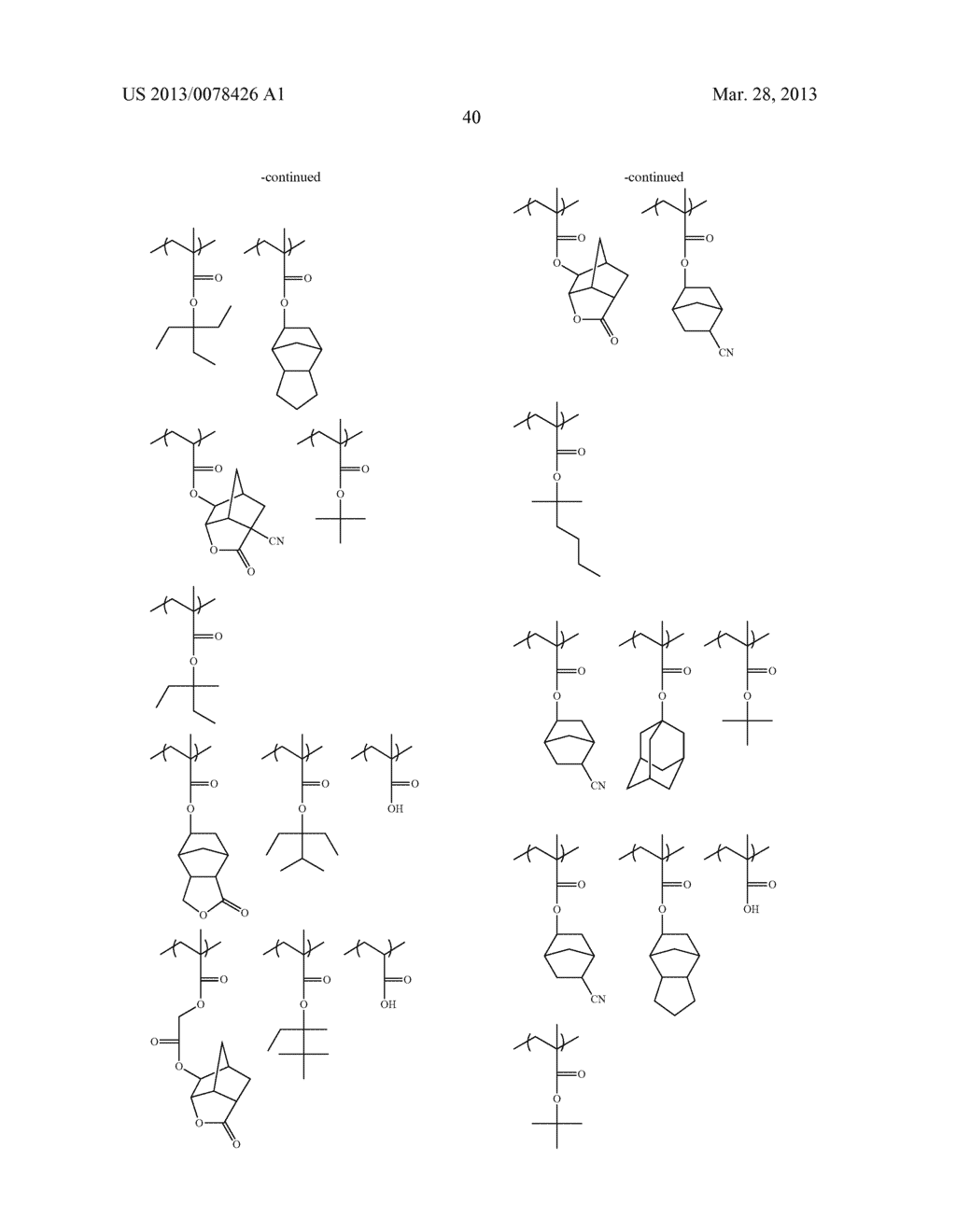 ACTINIC RAY-SENSITIVE OR RADIATION-SENSITIVE RESIN COMPOSITION, AND RESIST     FILM, PATTERN FORMING METHOD, METHOD FOR PREPARING ELECTRONIC DEVICE, AND     ELECTRONIC DEVICE, EACH USING THE SAME - diagram, schematic, and image 41