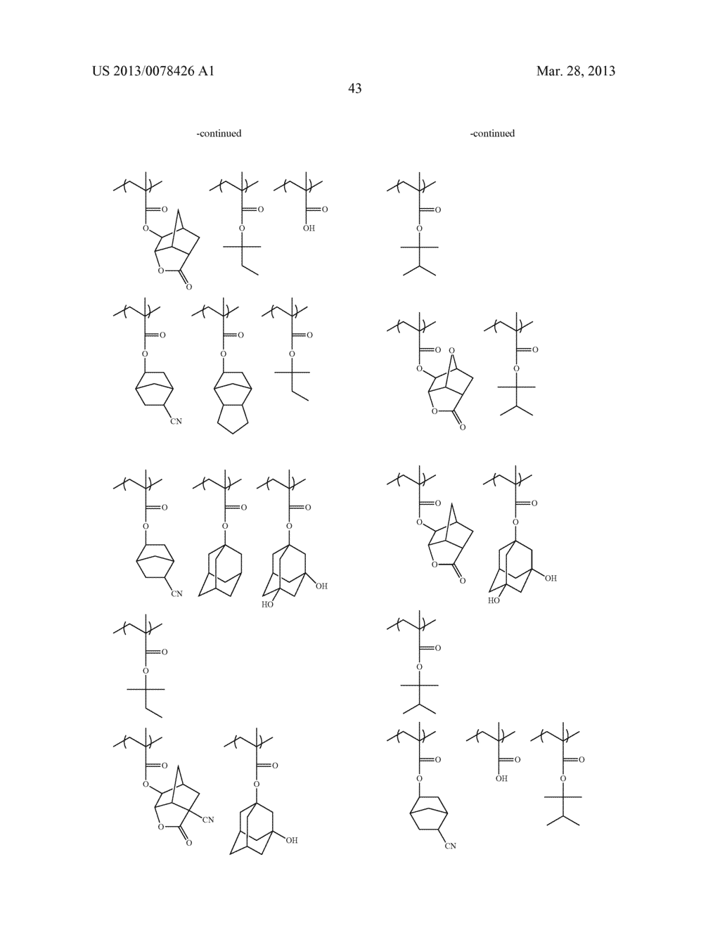ACTINIC RAY-SENSITIVE OR RADIATION-SENSITIVE RESIN COMPOSITION, AND RESIST     FILM, PATTERN FORMING METHOD, METHOD FOR PREPARING ELECTRONIC DEVICE, AND     ELECTRONIC DEVICE, EACH USING THE SAME - diagram, schematic, and image 44