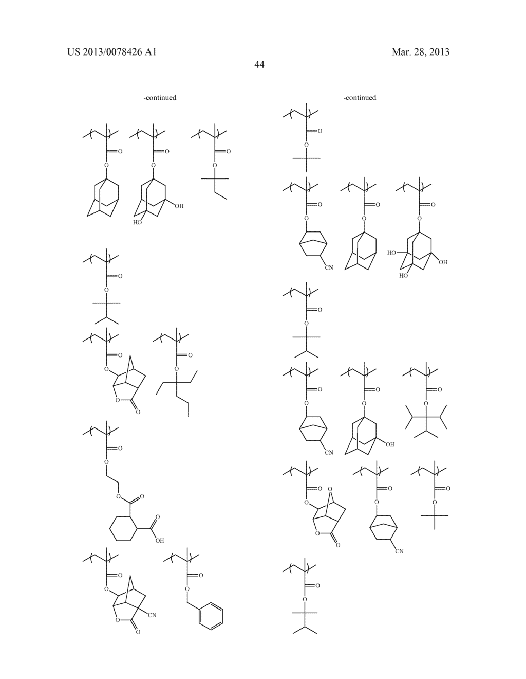 ACTINIC RAY-SENSITIVE OR RADIATION-SENSITIVE RESIN COMPOSITION, AND RESIST     FILM, PATTERN FORMING METHOD, METHOD FOR PREPARING ELECTRONIC DEVICE, AND     ELECTRONIC DEVICE, EACH USING THE SAME - diagram, schematic, and image 45