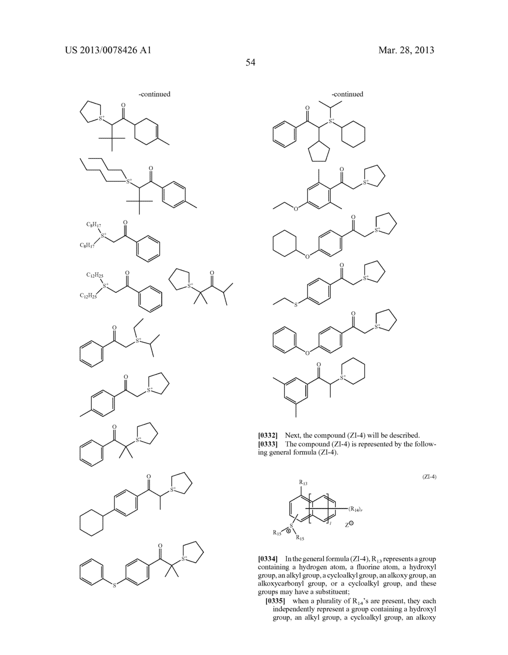 ACTINIC RAY-SENSITIVE OR RADIATION-SENSITIVE RESIN COMPOSITION, AND RESIST     FILM, PATTERN FORMING METHOD, METHOD FOR PREPARING ELECTRONIC DEVICE, AND     ELECTRONIC DEVICE, EACH USING THE SAME - diagram, schematic, and image 55