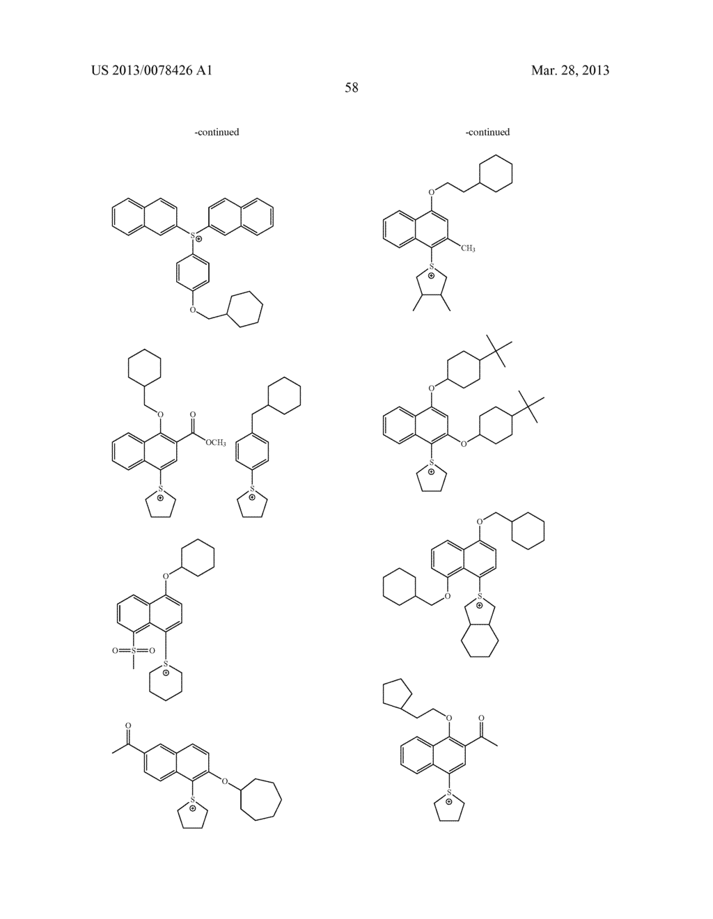 ACTINIC RAY-SENSITIVE OR RADIATION-SENSITIVE RESIN COMPOSITION, AND RESIST     FILM, PATTERN FORMING METHOD, METHOD FOR PREPARING ELECTRONIC DEVICE, AND     ELECTRONIC DEVICE, EACH USING THE SAME - diagram, schematic, and image 59