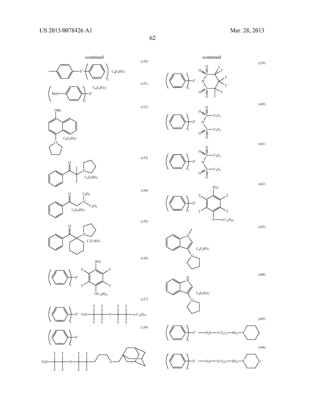 ACTINIC RAY-SENSITIVE OR RADIATION-SENSITIVE RESIN COMPOSITION, AND RESIST     FILM, PATTERN FORMING METHOD, METHOD FOR PREPARING ELECTRONIC DEVICE, AND     ELECTRONIC DEVICE, EACH USING THE SAME - diagram, schematic, and image 63