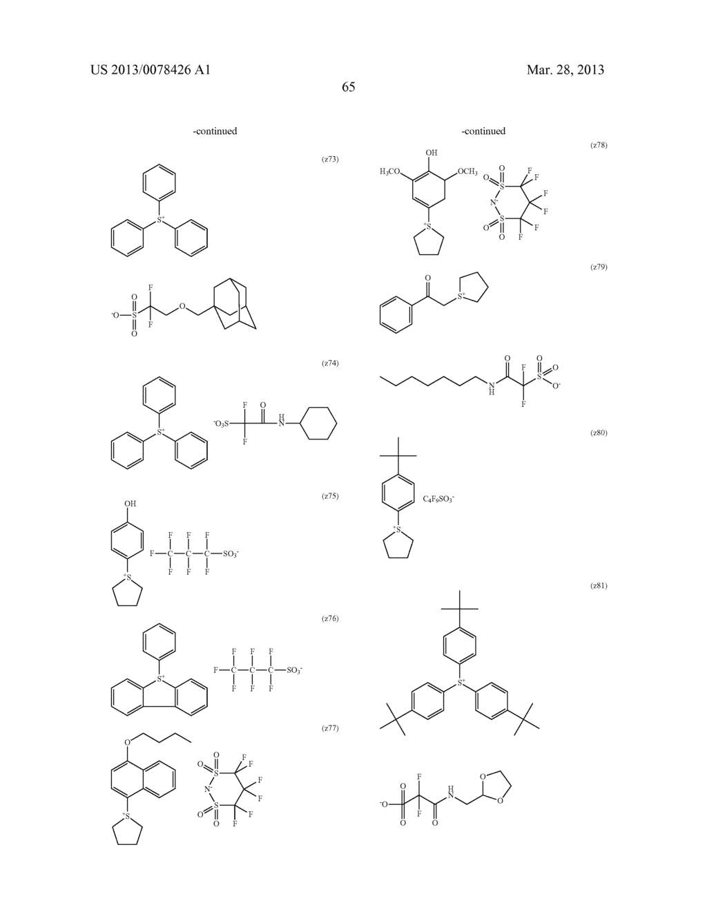 ACTINIC RAY-SENSITIVE OR RADIATION-SENSITIVE RESIN COMPOSITION, AND RESIST     FILM, PATTERN FORMING METHOD, METHOD FOR PREPARING ELECTRONIC DEVICE, AND     ELECTRONIC DEVICE, EACH USING THE SAME - diagram, schematic, and image 66