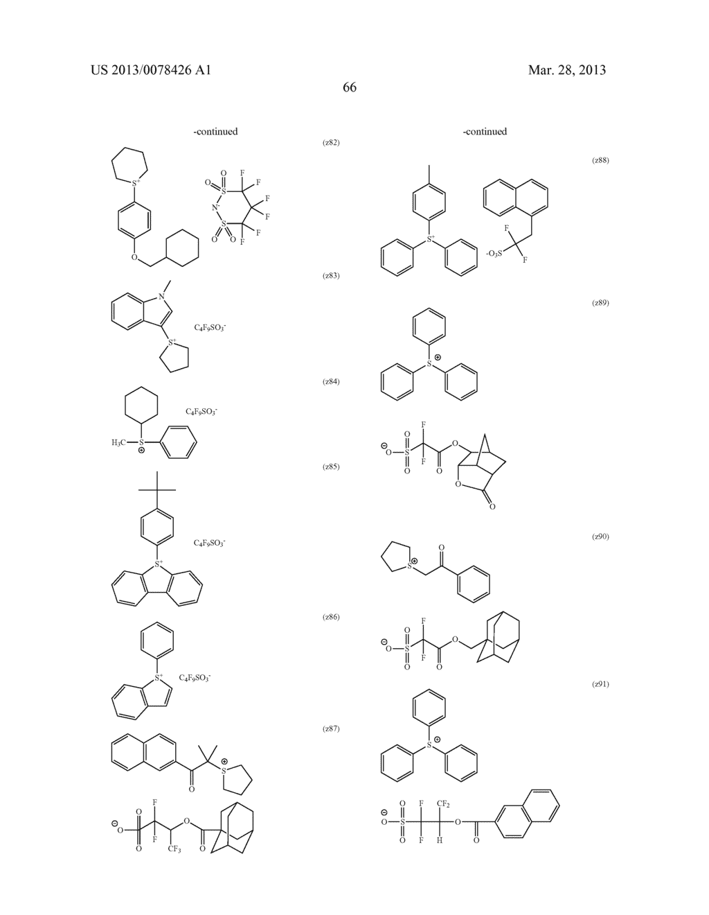 ACTINIC RAY-SENSITIVE OR RADIATION-SENSITIVE RESIN COMPOSITION, AND RESIST     FILM, PATTERN FORMING METHOD, METHOD FOR PREPARING ELECTRONIC DEVICE, AND     ELECTRONIC DEVICE, EACH USING THE SAME - diagram, schematic, and image 67