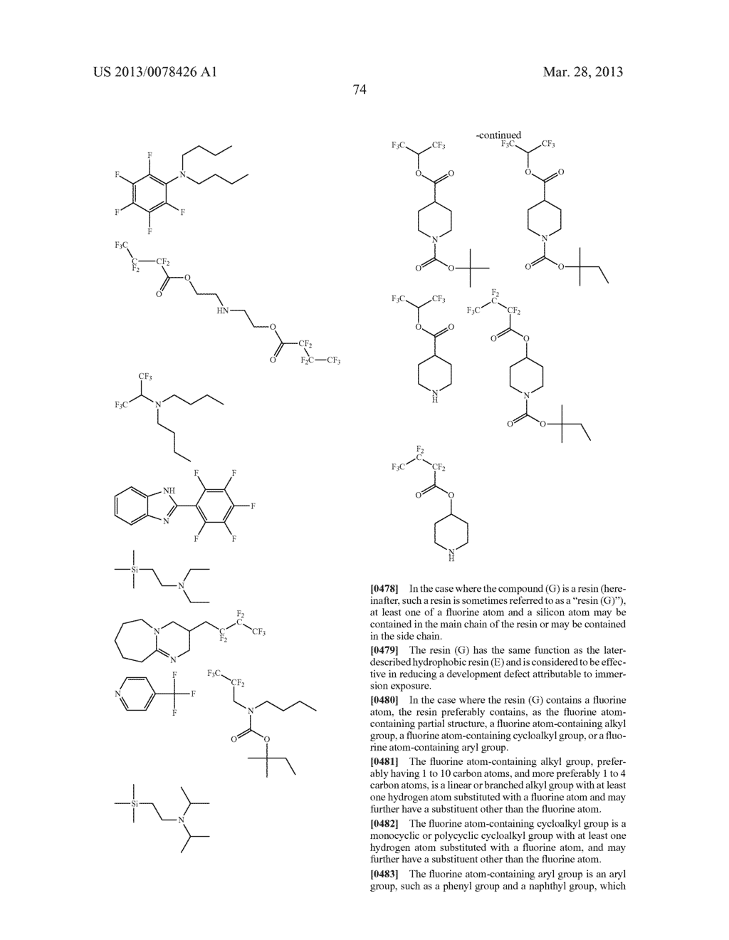 ACTINIC RAY-SENSITIVE OR RADIATION-SENSITIVE RESIN COMPOSITION, AND RESIST     FILM, PATTERN FORMING METHOD, METHOD FOR PREPARING ELECTRONIC DEVICE, AND     ELECTRONIC DEVICE, EACH USING THE SAME - diagram, schematic, and image 75