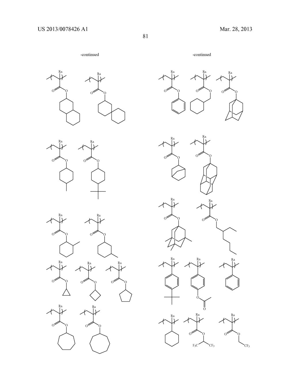 ACTINIC RAY-SENSITIVE OR RADIATION-SENSITIVE RESIN COMPOSITION, AND RESIST     FILM, PATTERN FORMING METHOD, METHOD FOR PREPARING ELECTRONIC DEVICE, AND     ELECTRONIC DEVICE, EACH USING THE SAME - diagram, schematic, and image 82