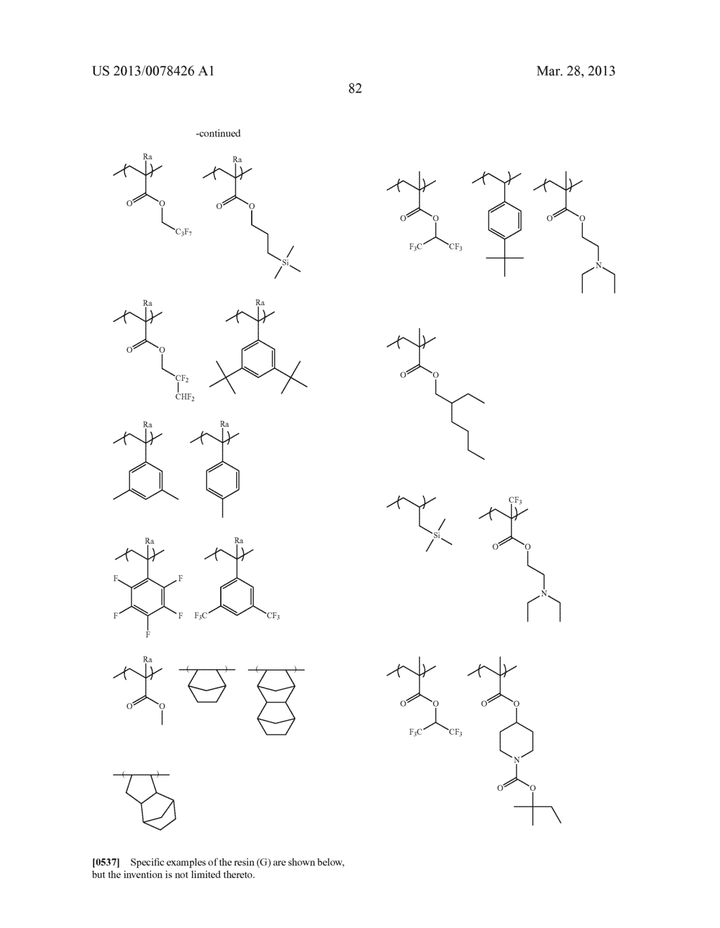 ACTINIC RAY-SENSITIVE OR RADIATION-SENSITIVE RESIN COMPOSITION, AND RESIST     FILM, PATTERN FORMING METHOD, METHOD FOR PREPARING ELECTRONIC DEVICE, AND     ELECTRONIC DEVICE, EACH USING THE SAME - diagram, schematic, and image 83