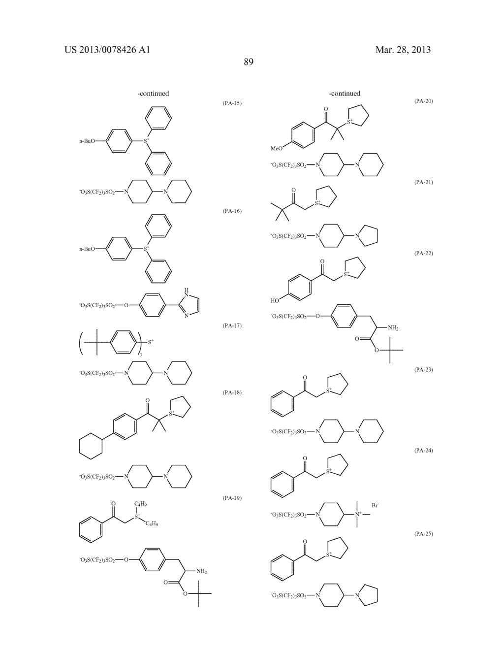 ACTINIC RAY-SENSITIVE OR RADIATION-SENSITIVE RESIN COMPOSITION, AND RESIST     FILM, PATTERN FORMING METHOD, METHOD FOR PREPARING ELECTRONIC DEVICE, AND     ELECTRONIC DEVICE, EACH USING THE SAME - diagram, schematic, and image 90