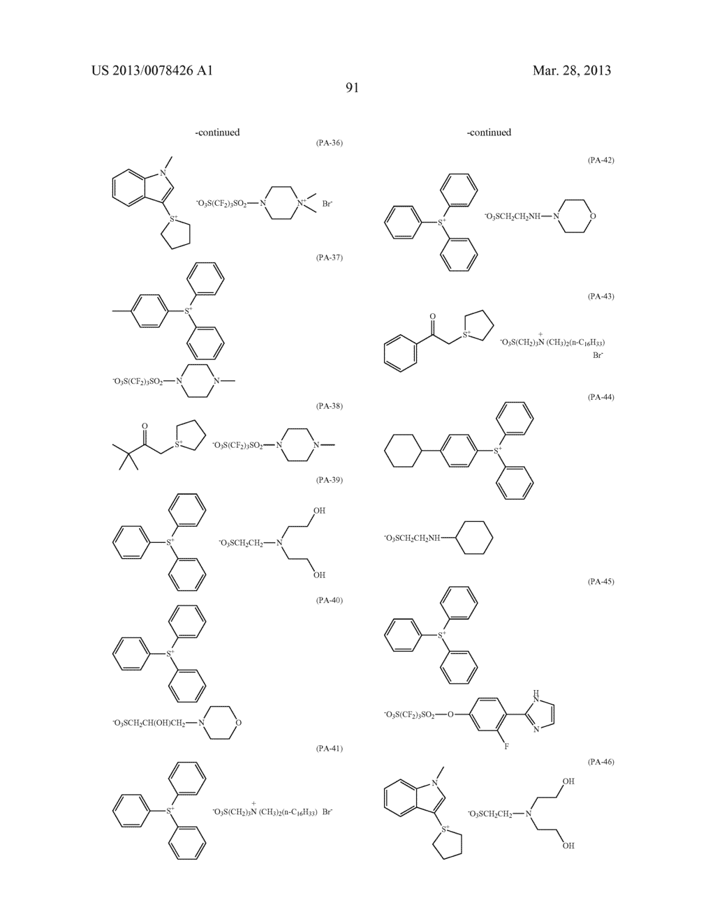 ACTINIC RAY-SENSITIVE OR RADIATION-SENSITIVE RESIN COMPOSITION, AND RESIST     FILM, PATTERN FORMING METHOD, METHOD FOR PREPARING ELECTRONIC DEVICE, AND     ELECTRONIC DEVICE, EACH USING THE SAME - diagram, schematic, and image 92