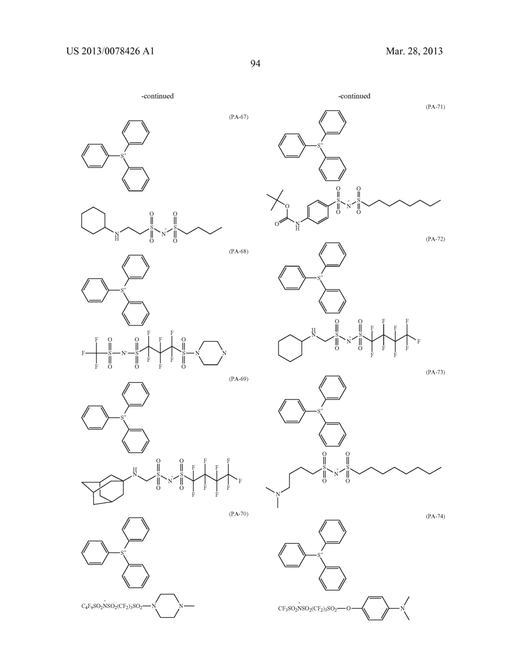 ACTINIC RAY-SENSITIVE OR RADIATION-SENSITIVE RESIN COMPOSITION, AND RESIST     FILM, PATTERN FORMING METHOD, METHOD FOR PREPARING ELECTRONIC DEVICE, AND     ELECTRONIC DEVICE, EACH USING THE SAME - diagram, schematic, and image 95