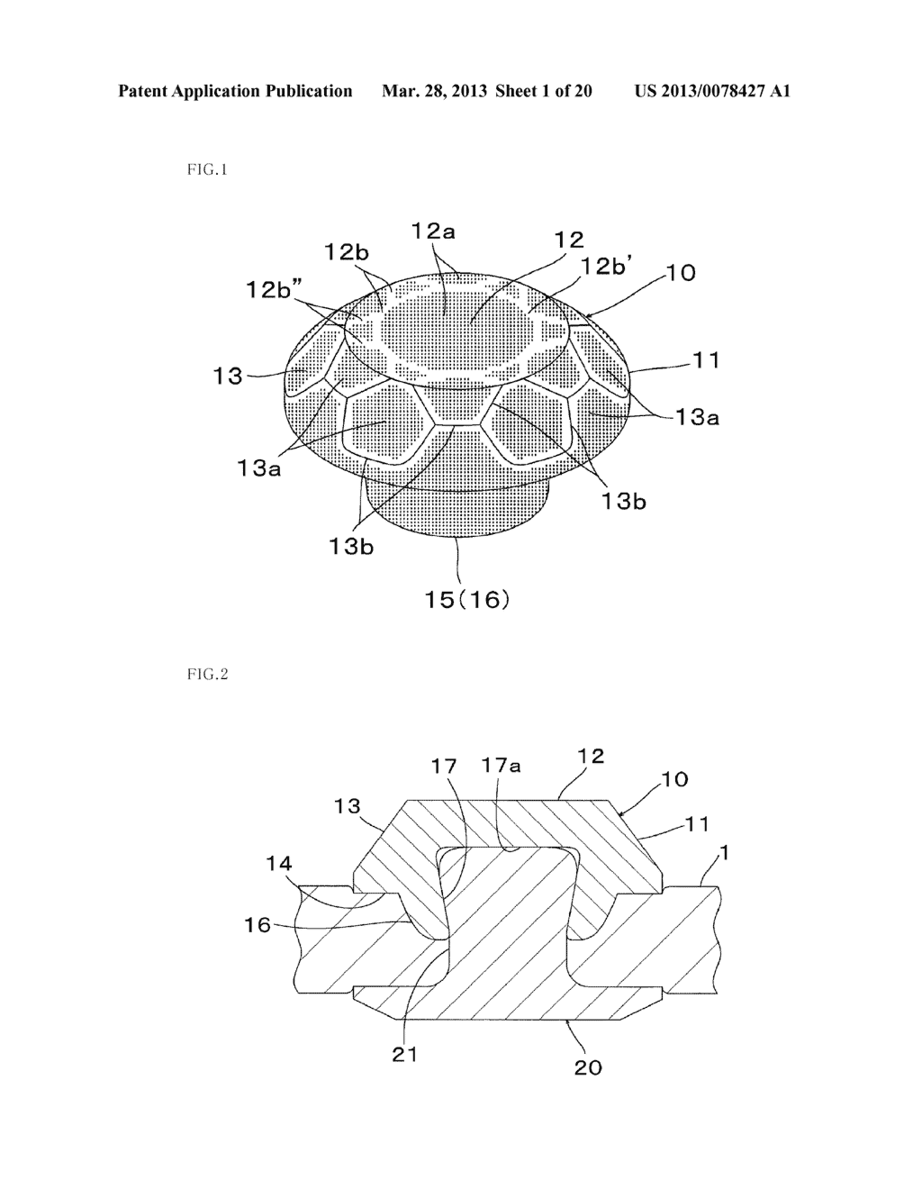 Metal Component and Method for Forming Metal Component - diagram, schematic, and image 02
