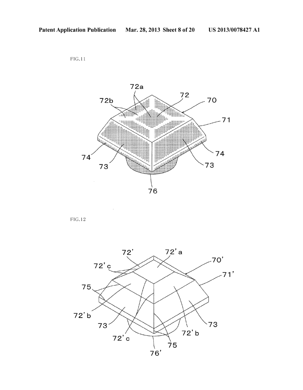 Metal Component and Method for Forming Metal Component - diagram, schematic, and image 09