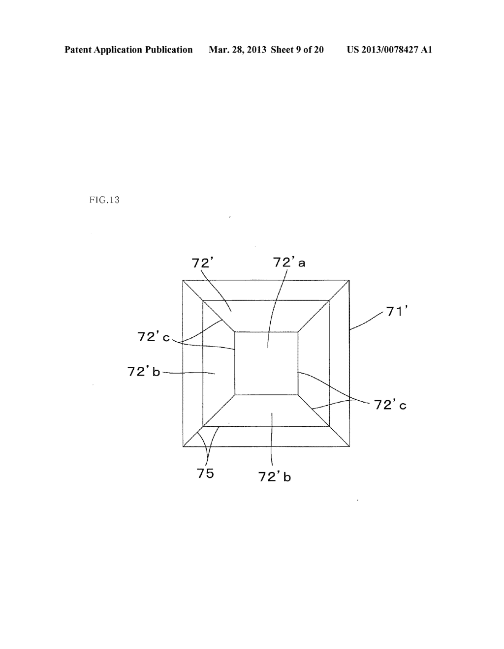 Metal Component and Method for Forming Metal Component - diagram, schematic, and image 10