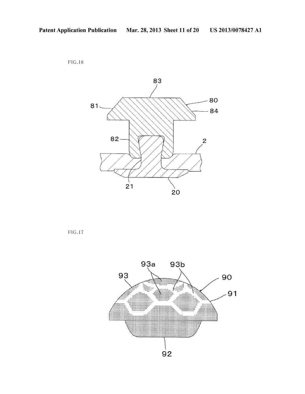 Metal Component and Method for Forming Metal Component - diagram, schematic, and image 12