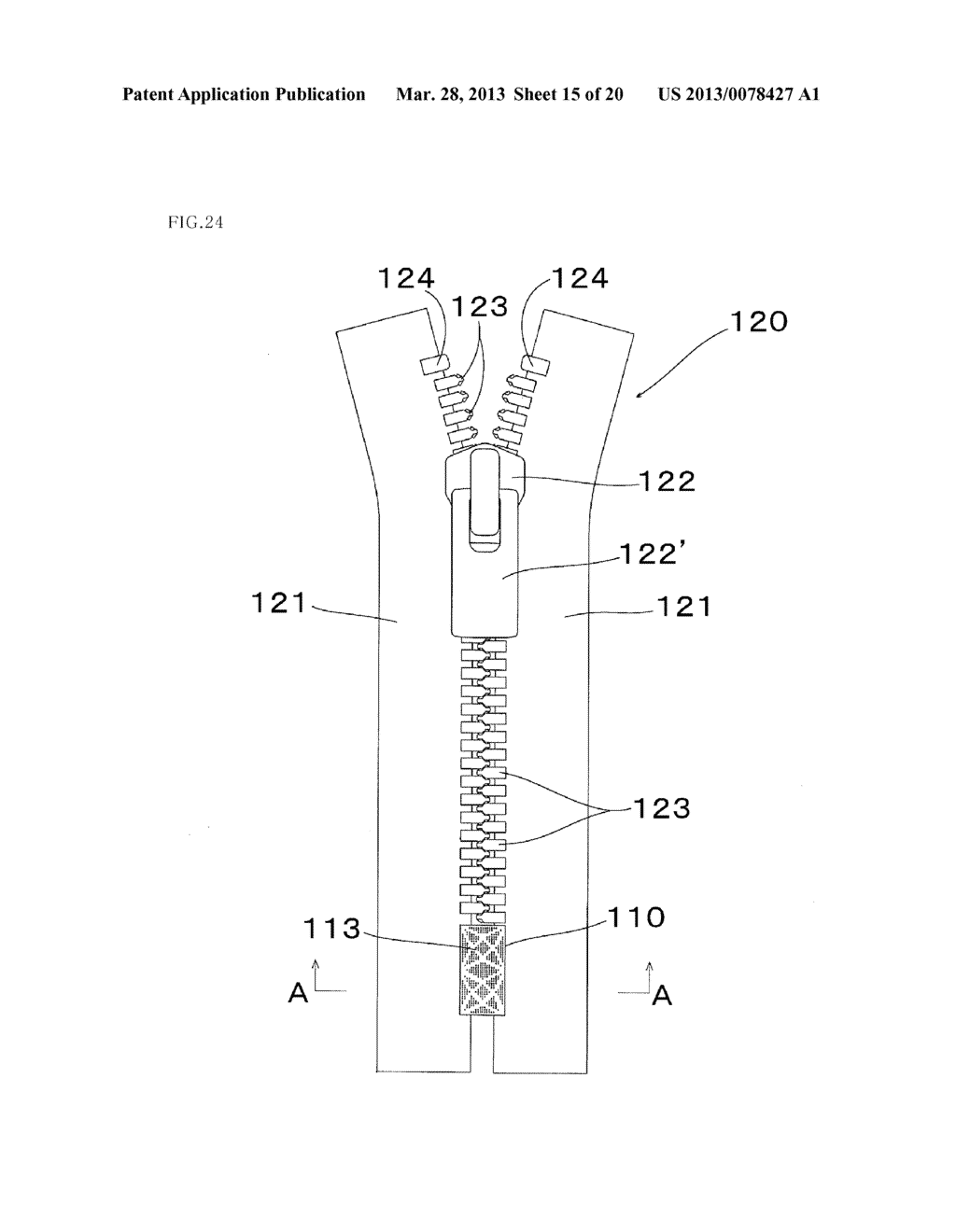 Metal Component and Method for Forming Metal Component - diagram, schematic, and image 16