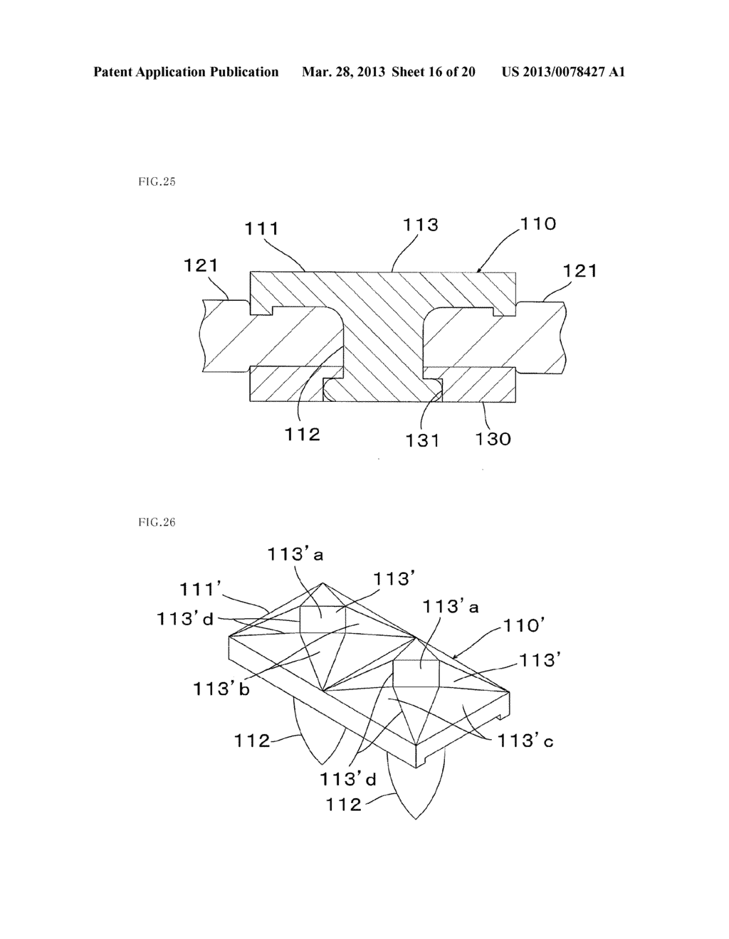 Metal Component and Method for Forming Metal Component - diagram, schematic, and image 17