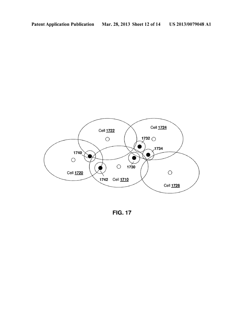 Method and System for Small Cell Discovery in Heterogeneous Cellular     Networks - diagram, schematic, and image 13