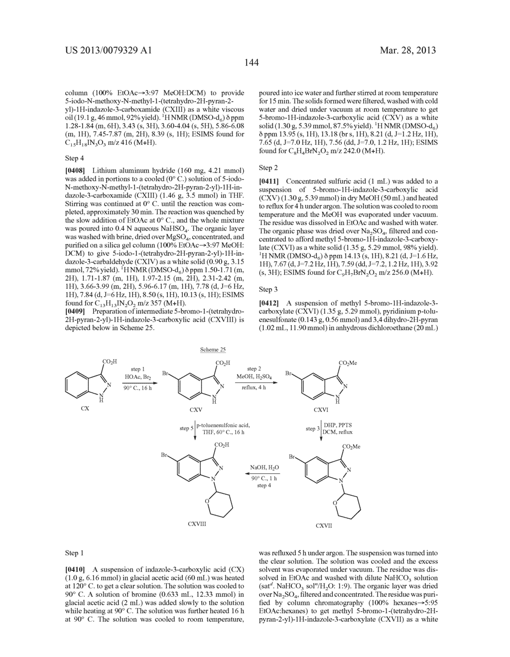 INDAZOLE-3-CARBOXAMIDES AND THEIR USE AS WNT/Beta-CATENIN SIGNALING     PATHWAY INHIBITORS - diagram, schematic, and image 145