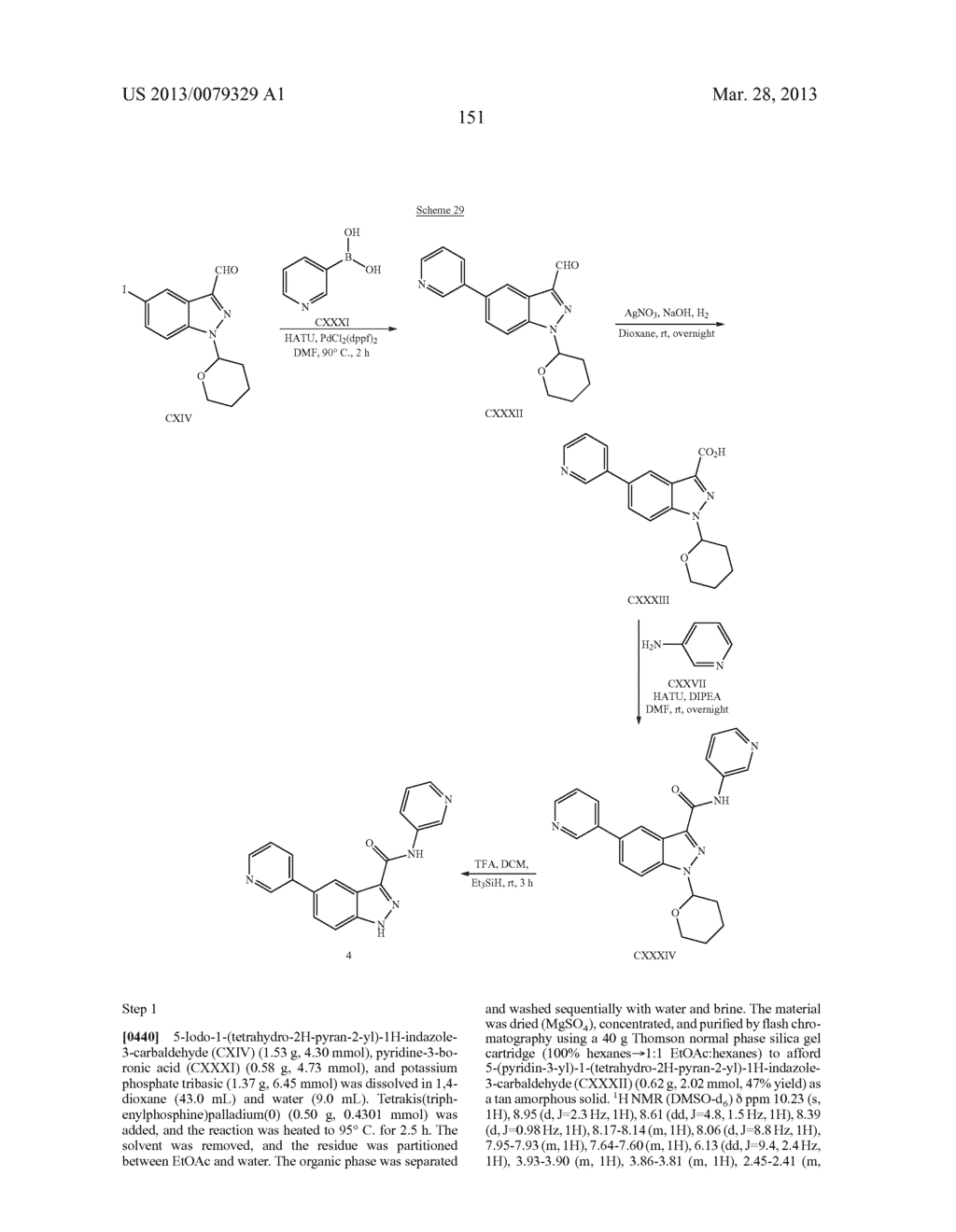 INDAZOLE-3-CARBOXAMIDES AND THEIR USE AS WNT/Beta-CATENIN SIGNALING     PATHWAY INHIBITORS - diagram, schematic, and image 152