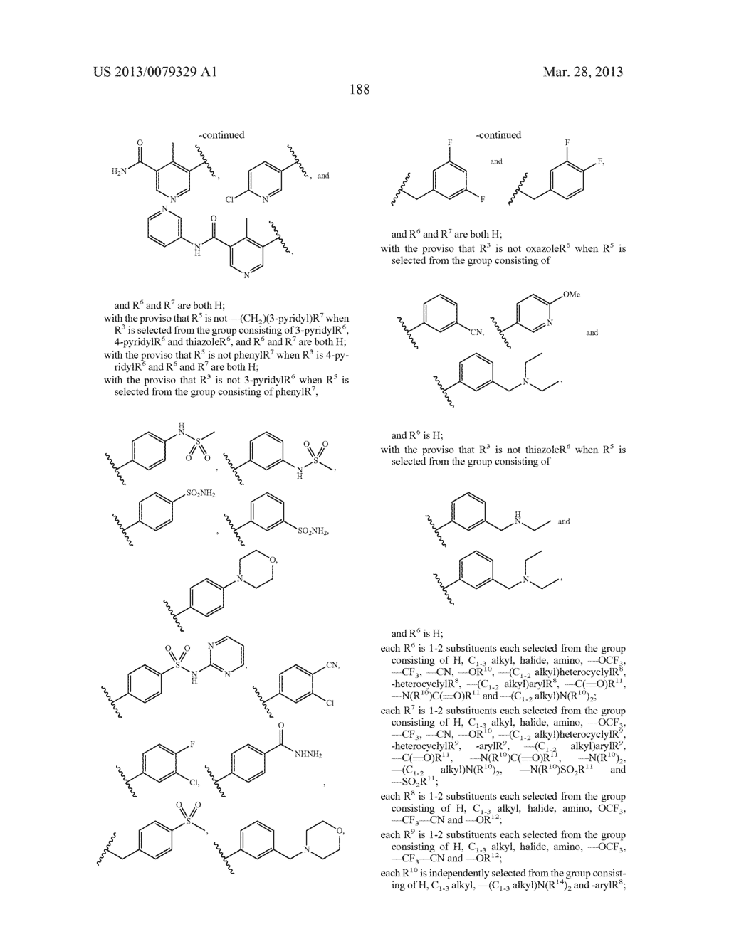 INDAZOLE-3-CARBOXAMIDES AND THEIR USE AS WNT/Beta-CATENIN SIGNALING     PATHWAY INHIBITORS - diagram, schematic, and image 189