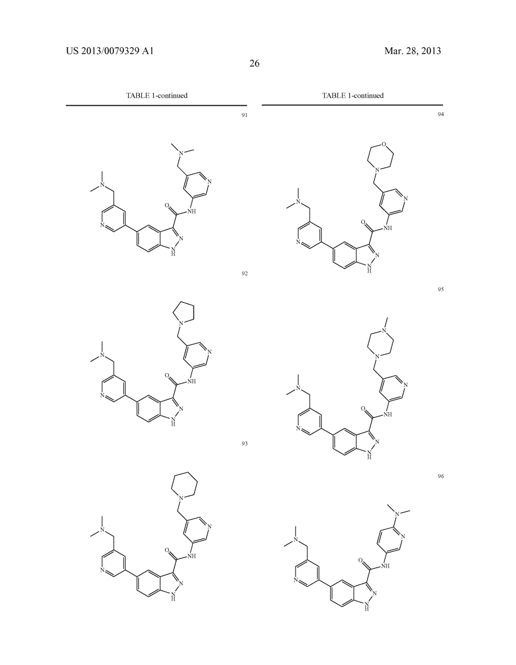 INDAZOLE-3-CARBOXAMIDES AND THEIR USE AS WNT/Beta-CATENIN SIGNALING     PATHWAY INHIBITORS - diagram, schematic, and image 27