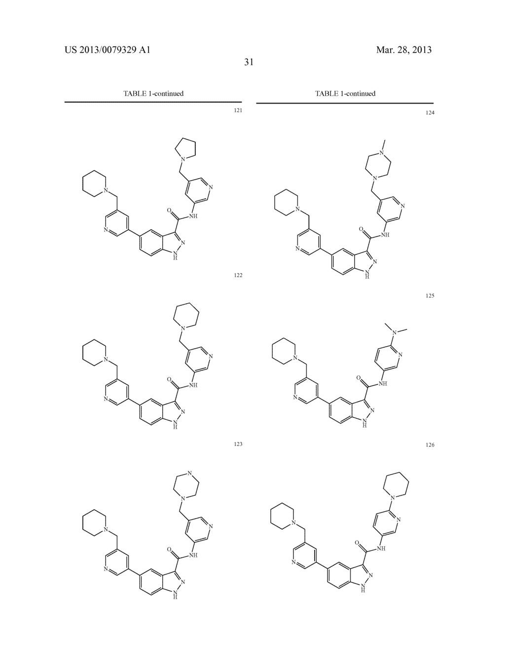 INDAZOLE-3-CARBOXAMIDES AND THEIR USE AS WNT/Beta-CATENIN SIGNALING     PATHWAY INHIBITORS - diagram, schematic, and image 32