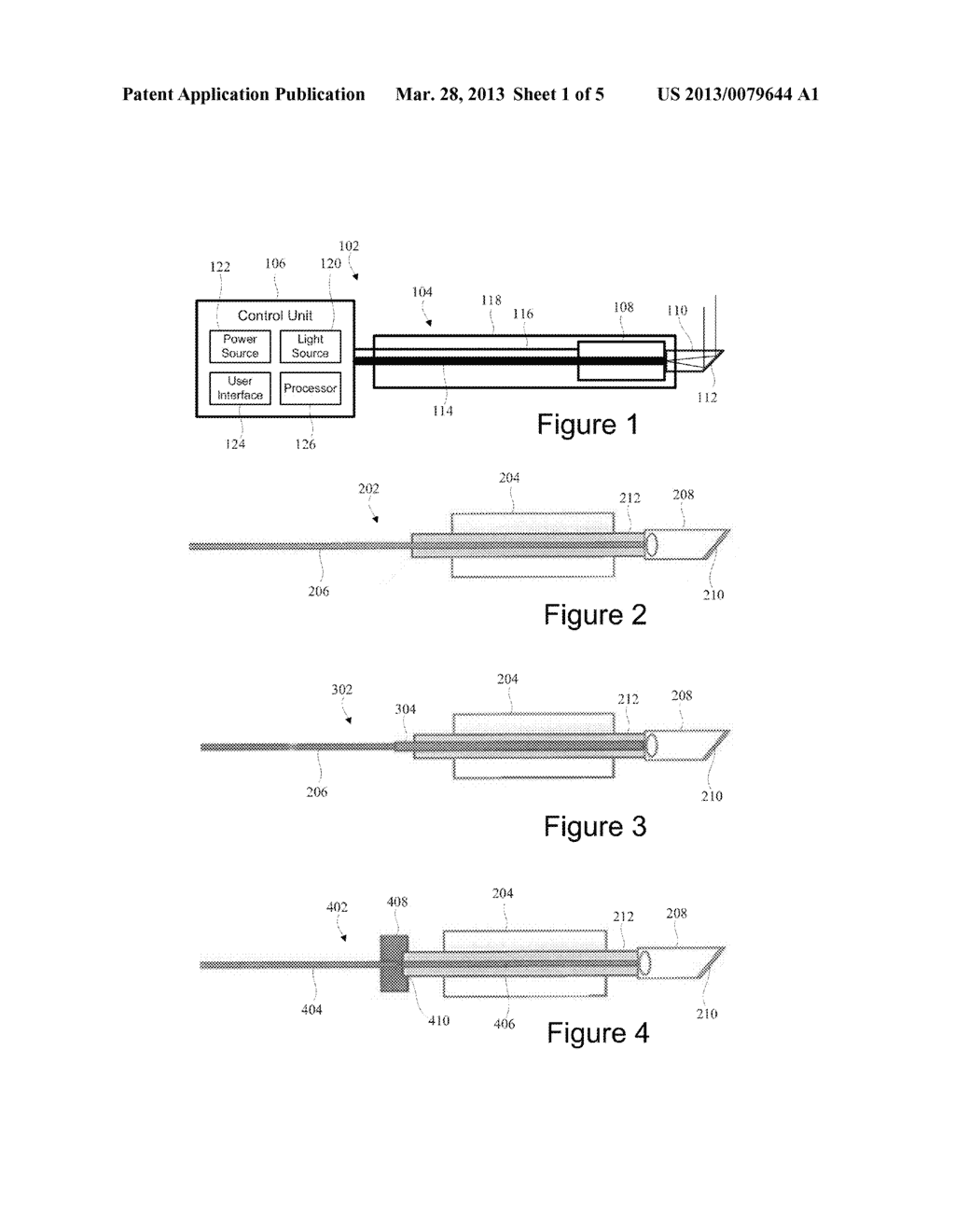 Optical Probe with Electric Motor - diagram, schematic, and image 02