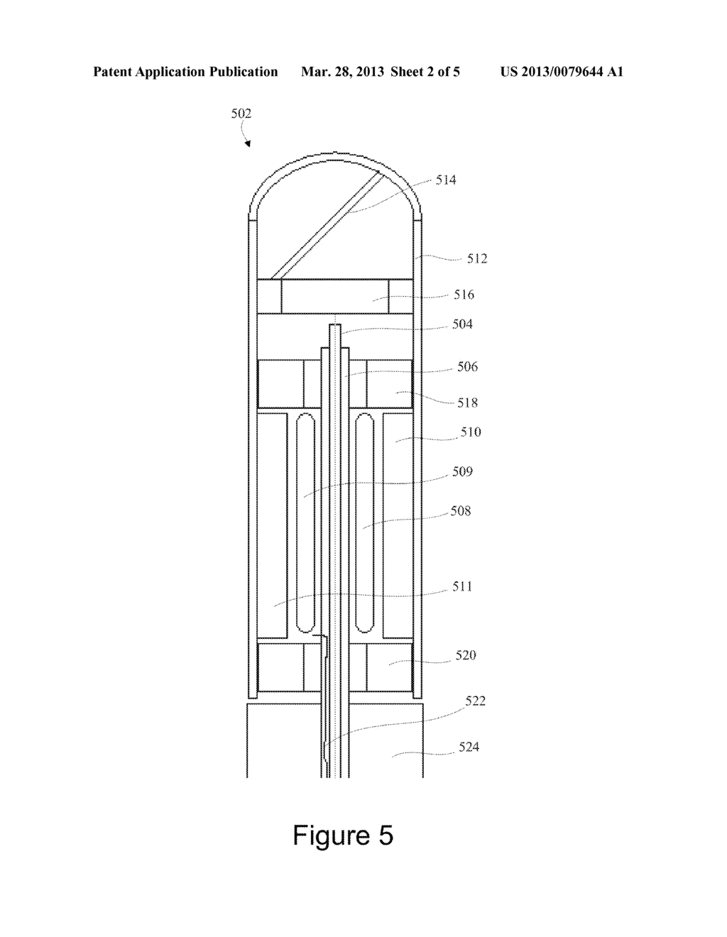 Optical Probe with Electric Motor - diagram, schematic, and image 03