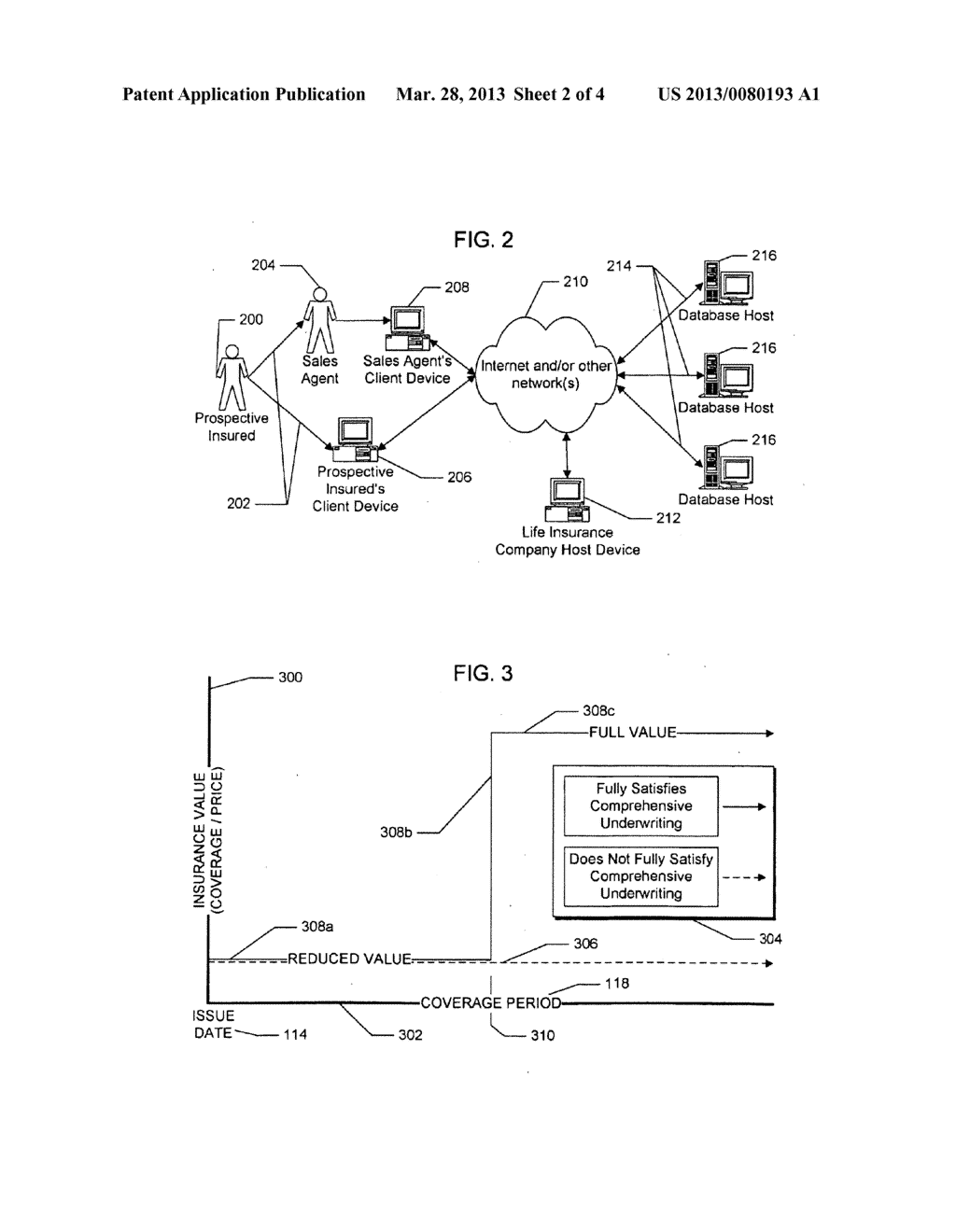 SYSTEM AND METHOD FOR SELLING INSURANCE USING RAPID DECISION TERM - diagram, schematic, and image 03