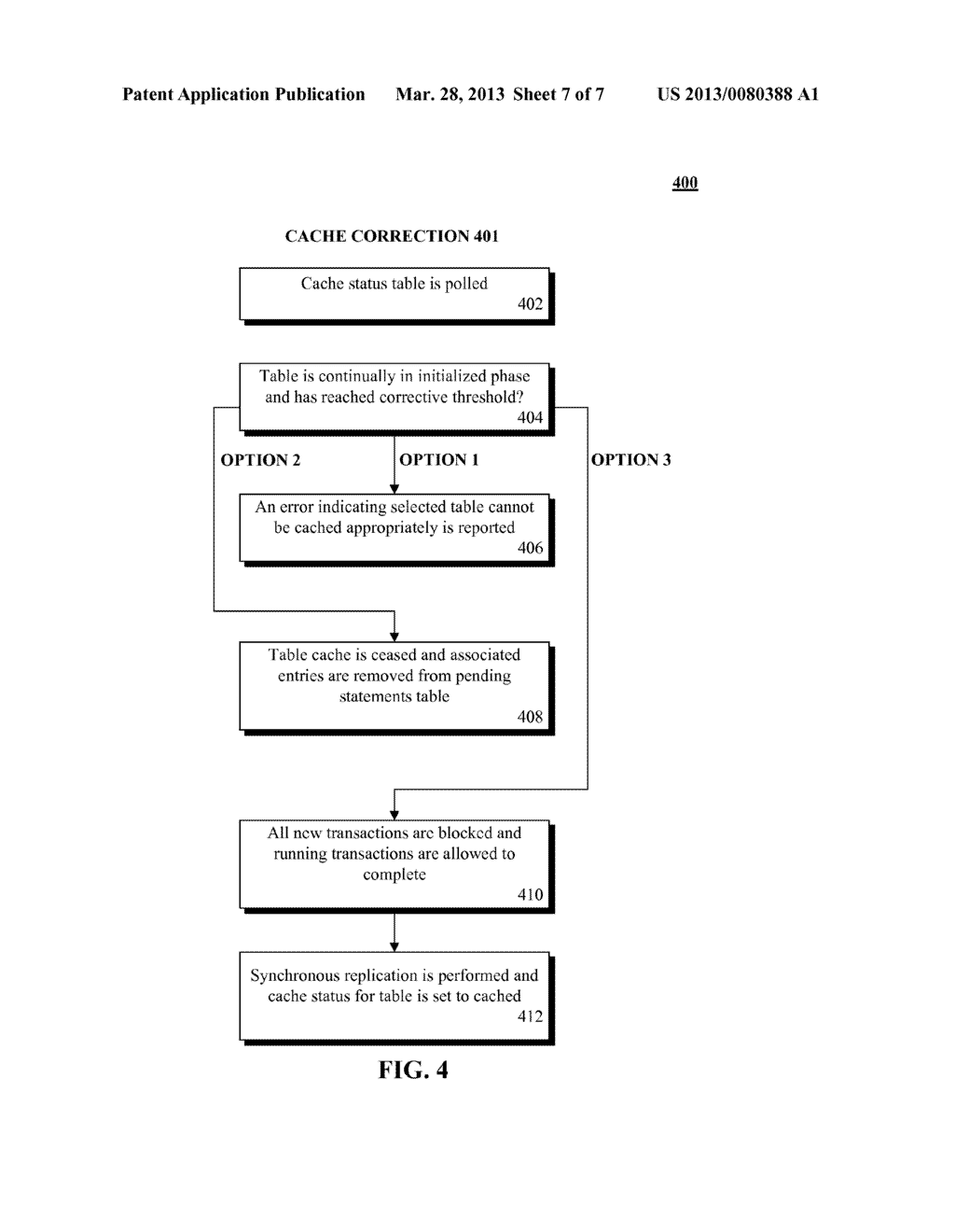 DATABASE CACHING UTILIZING ASYNCHRONOUS LOG-BASED REPLICATION - diagram, schematic, and image 08
