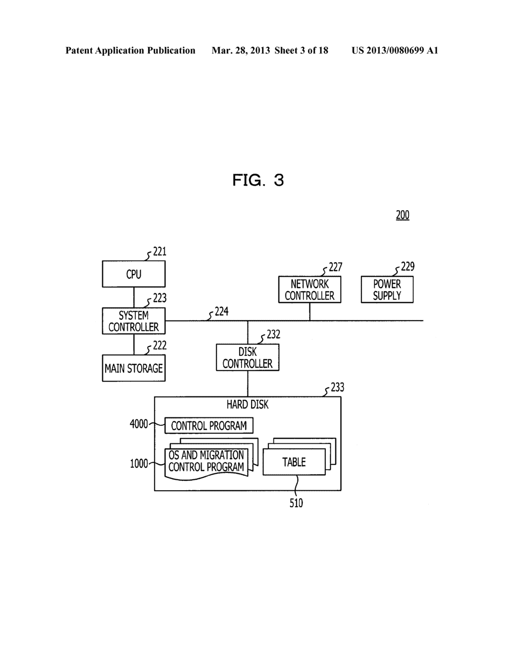 INFORMATION PROCESSING APPARATUS CONTROL METHOD, COMPUTER-READABLE     RECORDING MEDIUM, AND INFORMATION PROCESSING APPARATUS - diagram, schematic, and image 04